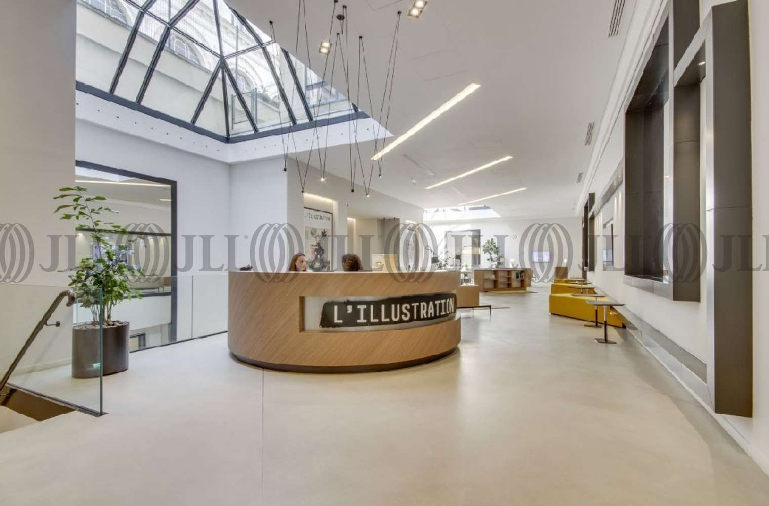 Bureaux Paris, 75009 - L'ILLUSTRATION - 10471464