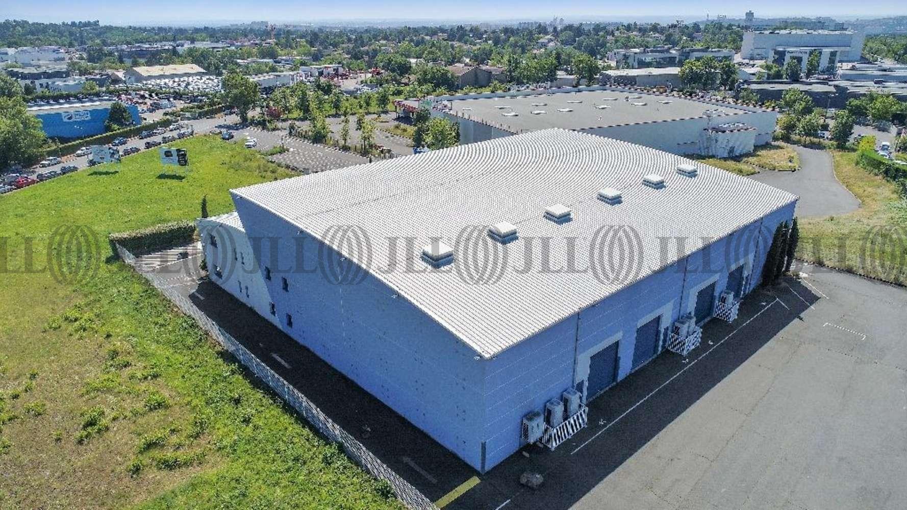 Activités/entrepôt Limonest, 69760 - BATIMENT À LOUER LYON TECHLID - 10471229