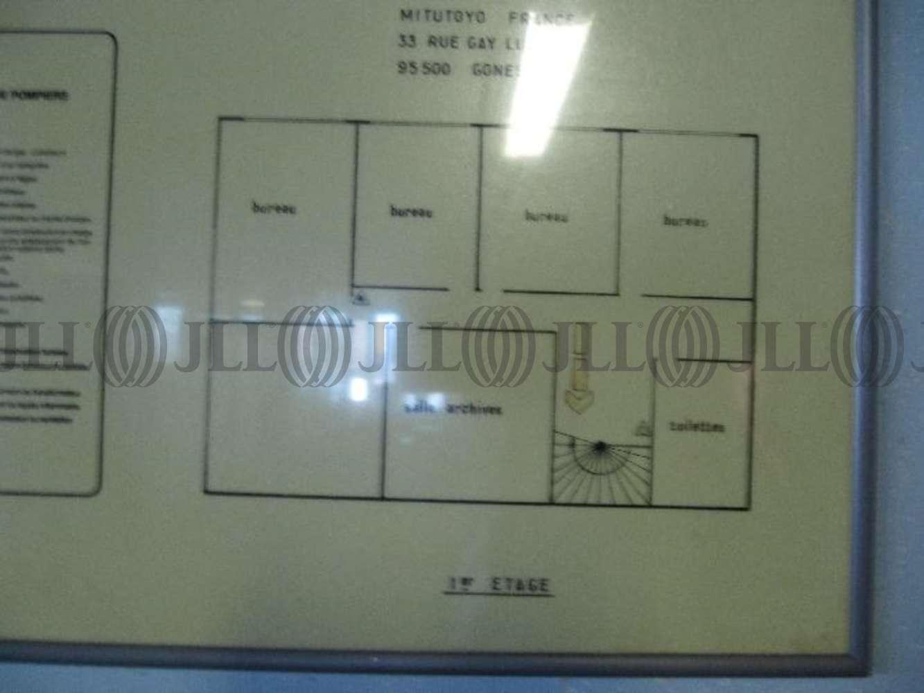 Activités/entrepôt Gonesse, 95500 - 33 RUE GAY LUSSAC - 10471948