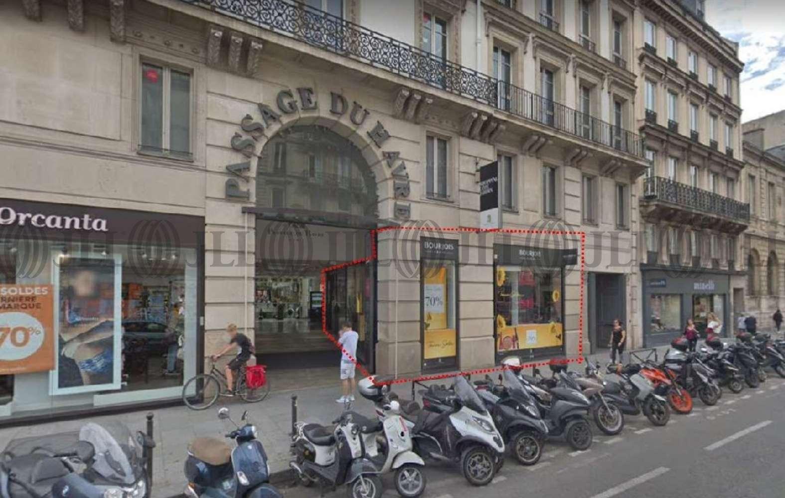 Commerces Paris, 75009 - PASSAGE DU HAVRE / BOURJOIS
