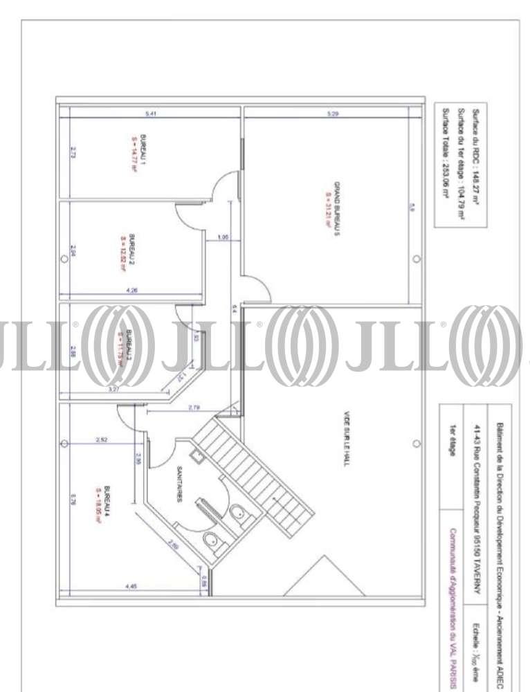 Bureaux Taverny, 95150 - 41 RUE CONSTANTIN PECQUEUR - 10487910