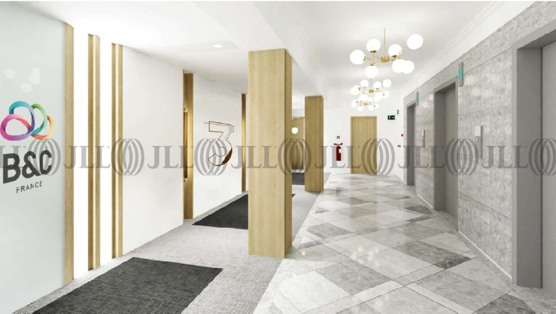 Bureaux Courbevoie, 92400 - LE JEAN MONNET - 10490895