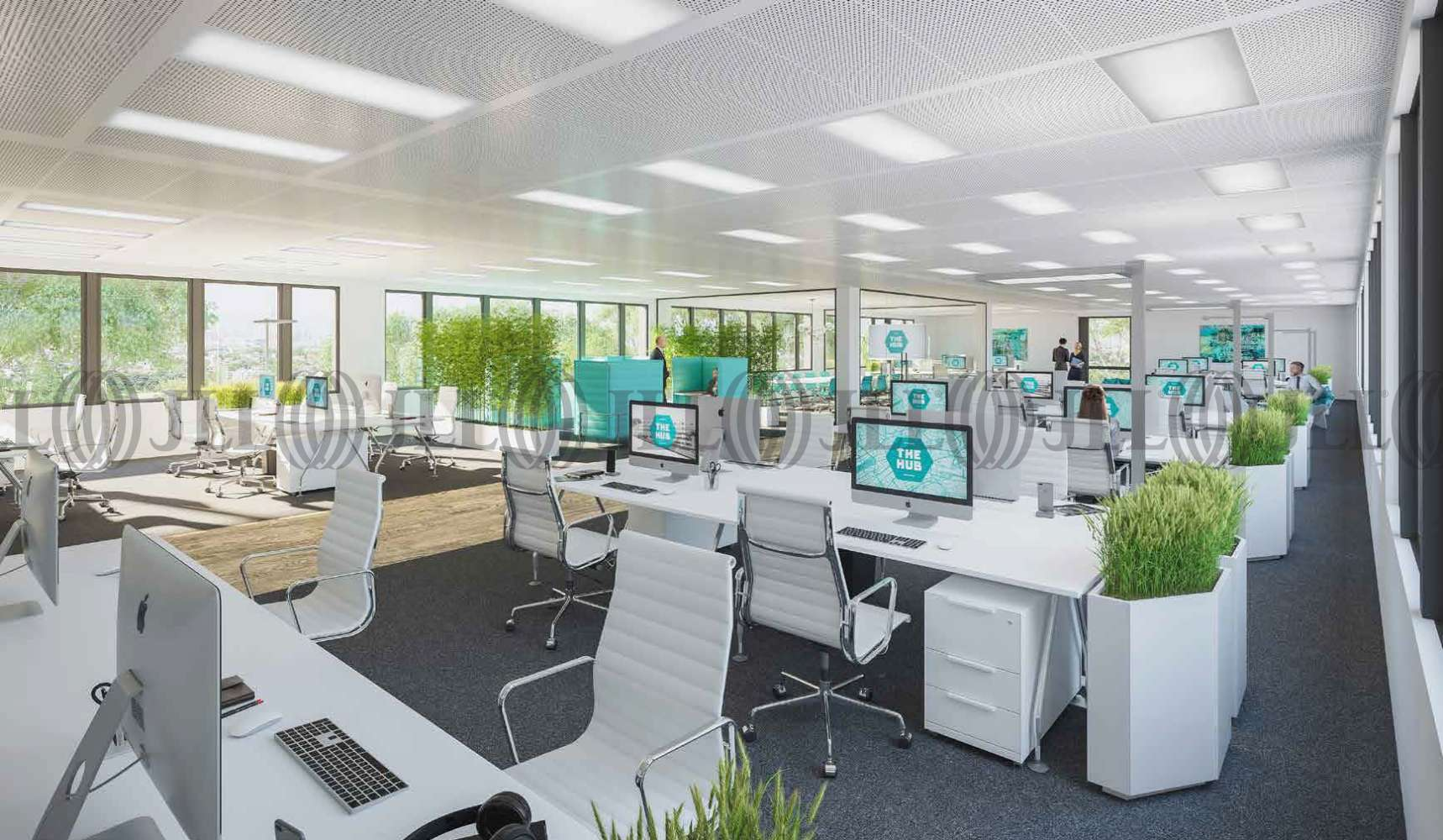 Büros Frankfurt am main, 60437 - Büro - Frankfurt am Main, Nieder-Eschbach - F2584 - 10534021