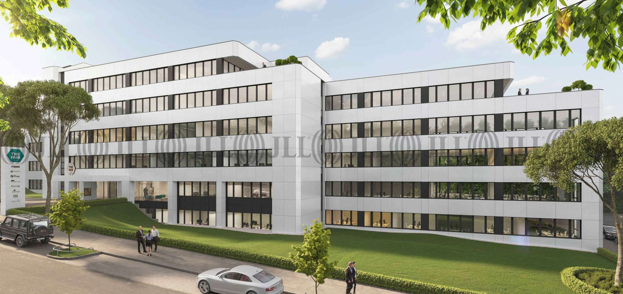 Büros Frankfurt am main, 60437 - Büro - Frankfurt am Main, Nieder-Eschbach - F2584 - 10534020