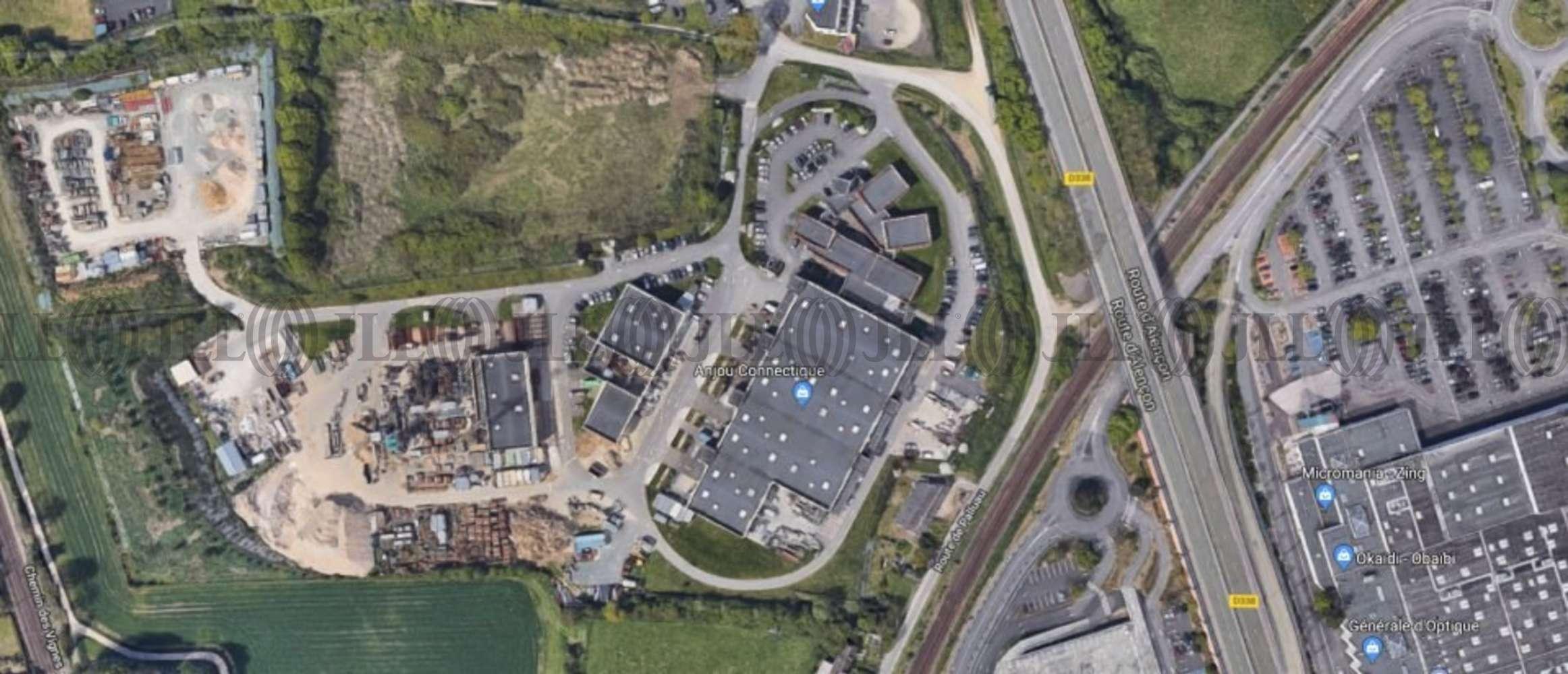 Activités/entrepôt La chapelle st aubin, 72650 - ROUTE DE PALLUAU - 10624561