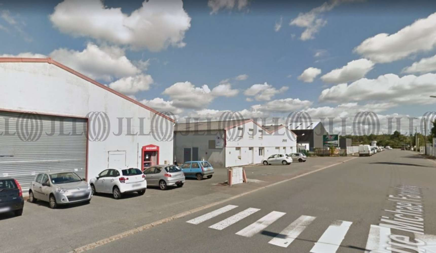 Activités/entrepôt Le mans, 72100 - RUE MICKAEL FARADAY - 10624556