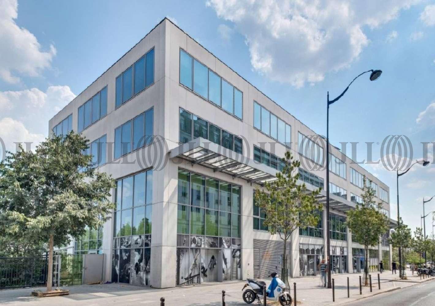 Bureaux Paris, 75018 - ZAC PAJOL - 10629441