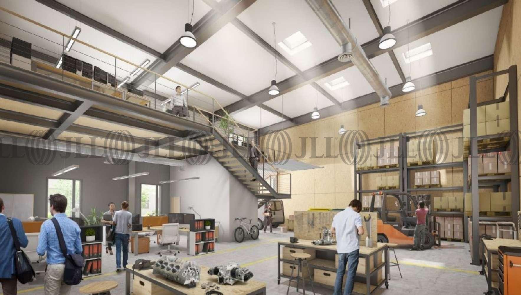 Activités/entrepôt Gonesse, 95500 - PARC D'ACTIVITES DE LA FONTAINE CYPIERRE - 10642474