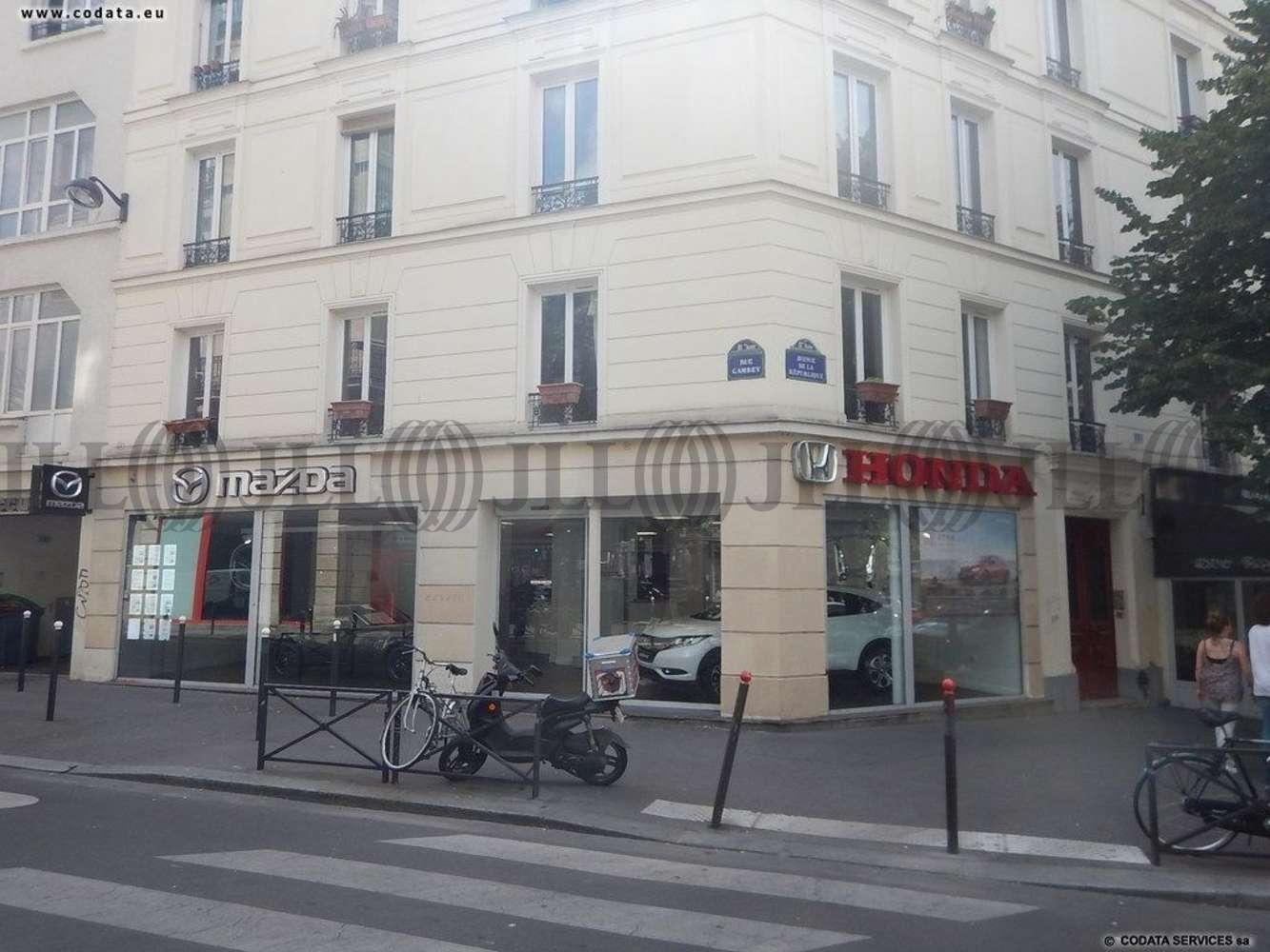 Activités/entrepôt Paris, 75011 - HONDA - 10642476