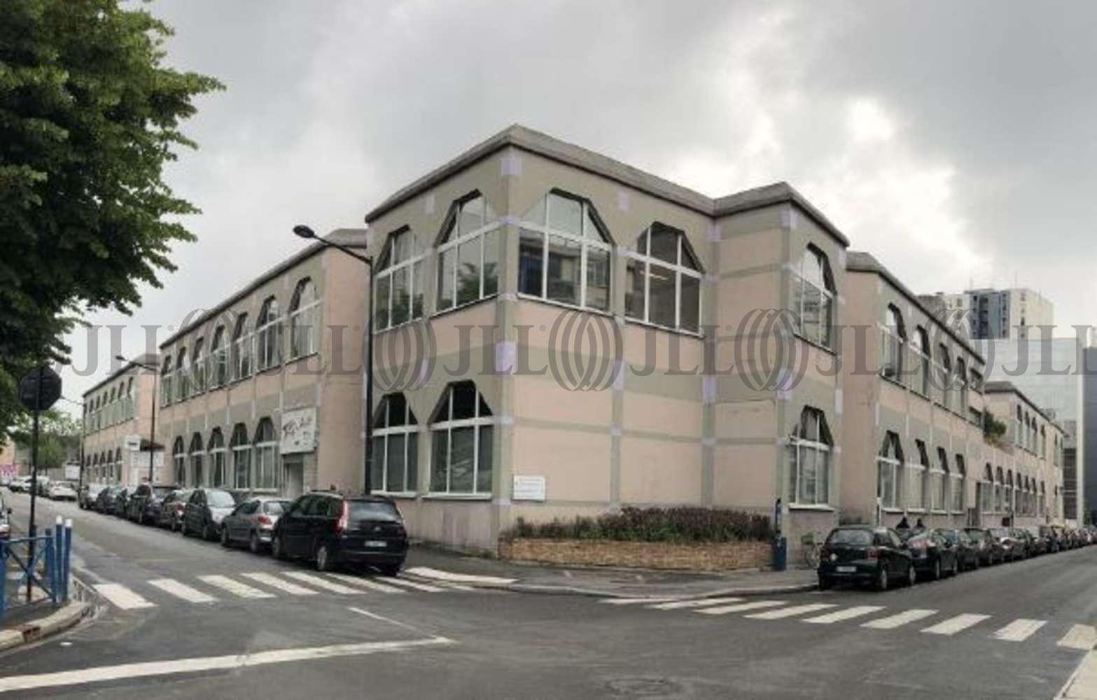 Activités/entrepôt Aubervilliers, 93300 - PARC RUE DE PRESLES - 10642531