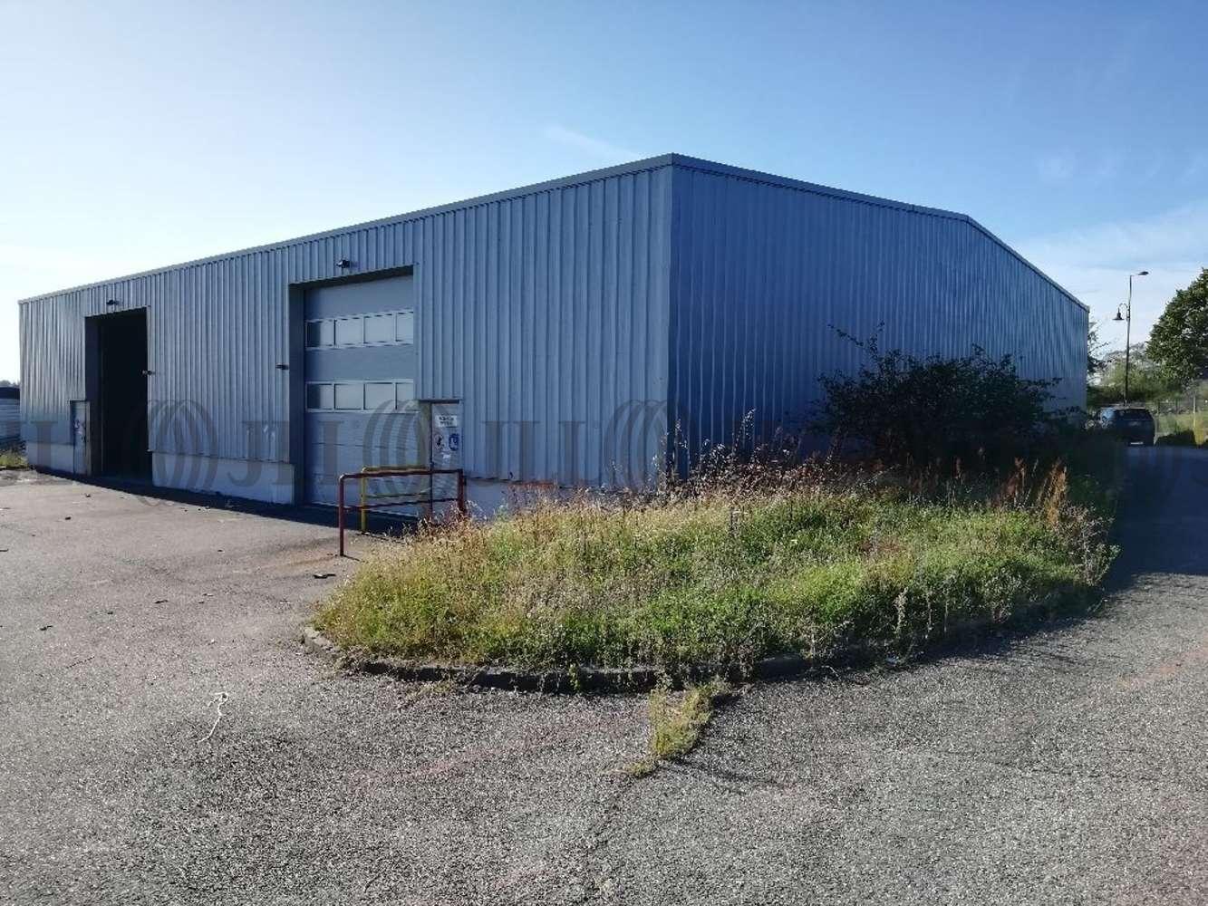 Activités/entrepôt Taluyers, 69440 - ENTREPOT À LOUER OU À VENDRE LYON SUD - 10648514