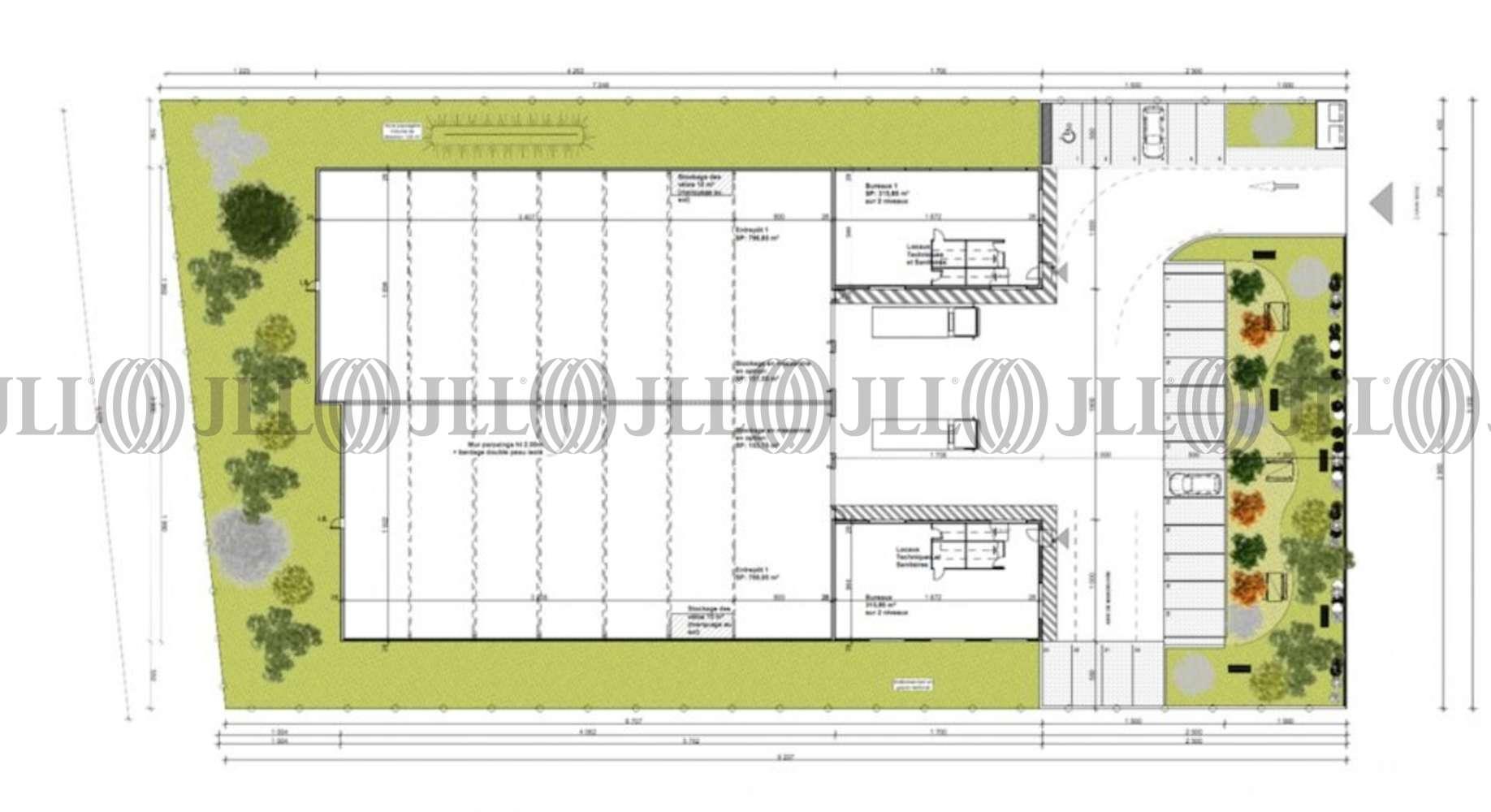 Activités/entrepôt Merignac, 33700 - LOTISSEMENT - 10759564