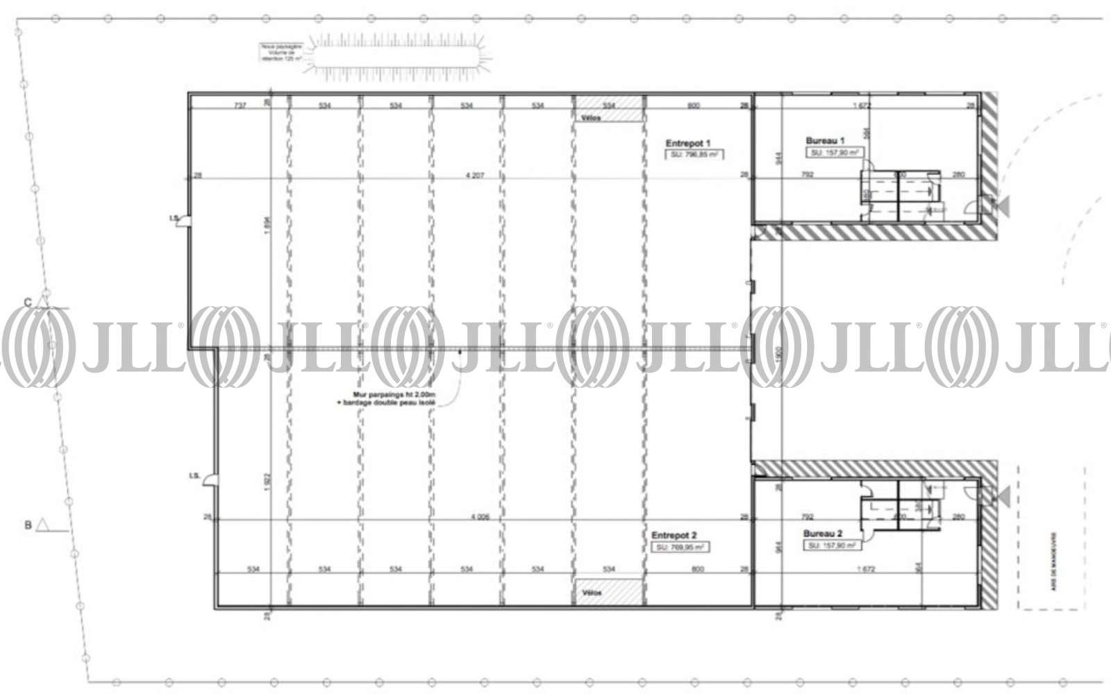 Activités/entrepôt Merignac, 33700 - LOTISSEMENT - 10759565