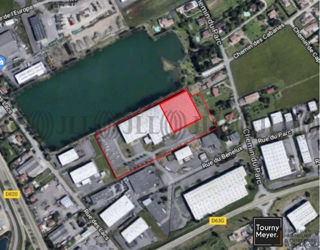 Activités/entrepôt Lespinasse, 31150 - RUE DU BENELUX - 10765525