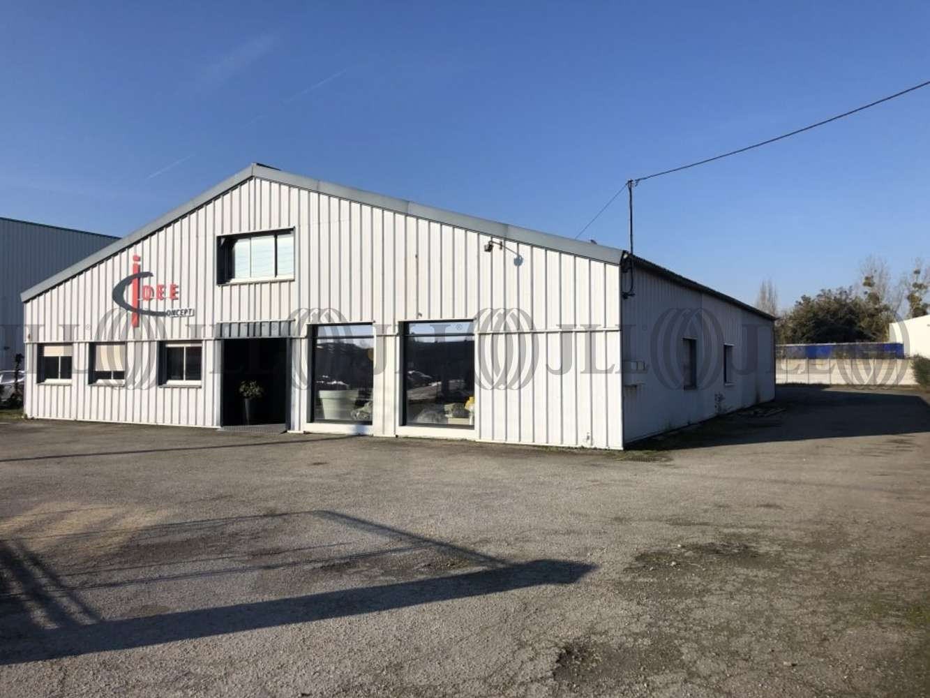 Activités/entrepôt Rennes, 35000 - 26 RUE DU MANOIR DE SERVIGNE - 10765672