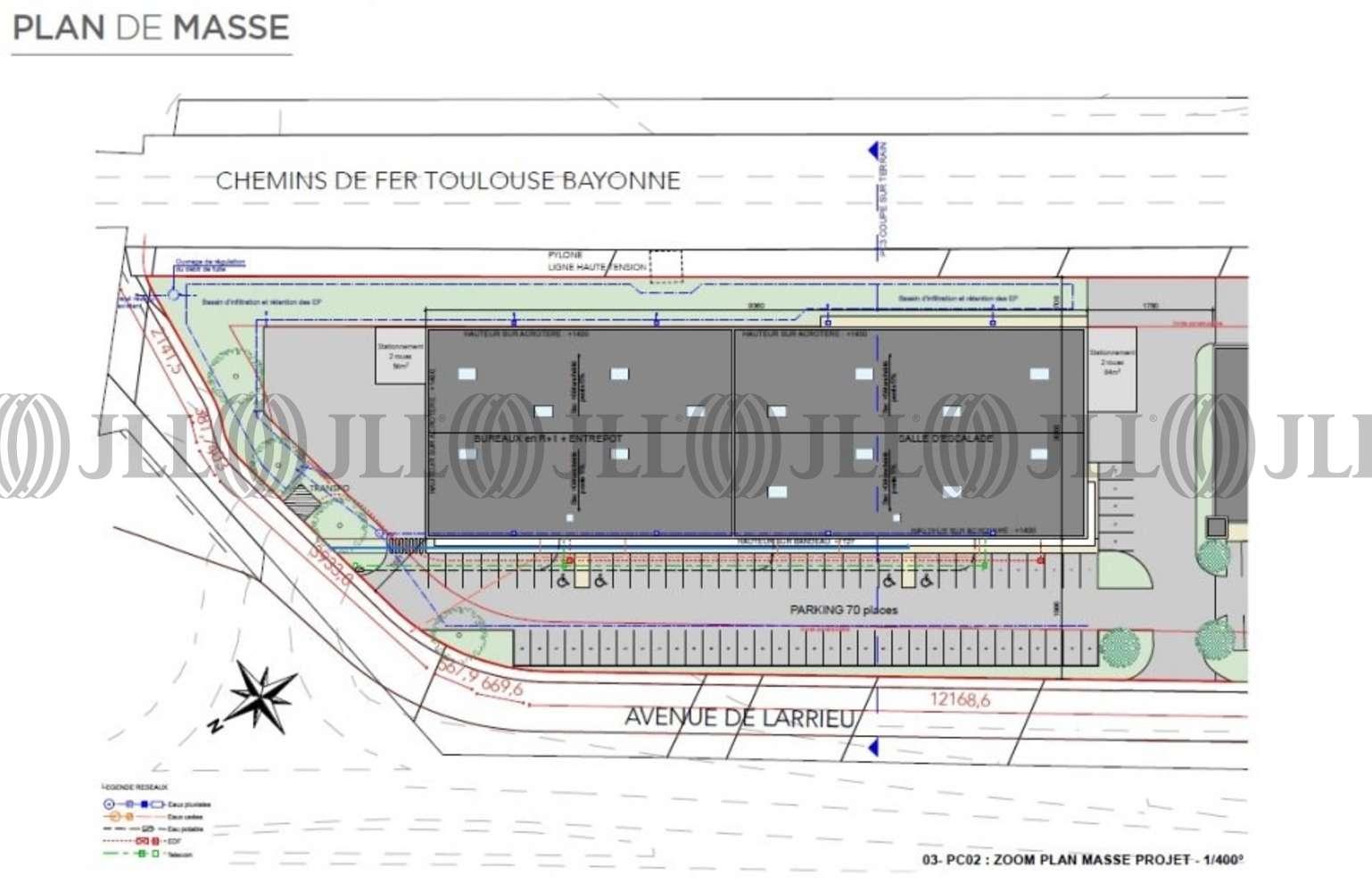 Activités/entrepôt Toulouse, 31100 - 36 AVENUE DE LARRIEU - 10765782