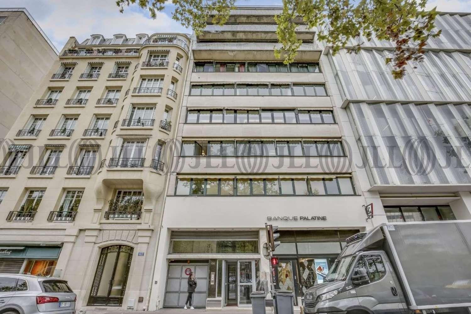 Bureaux Neuilly sur seine, 92200 - 100 AVENUE CHARLES DE GAULLE - 10816824