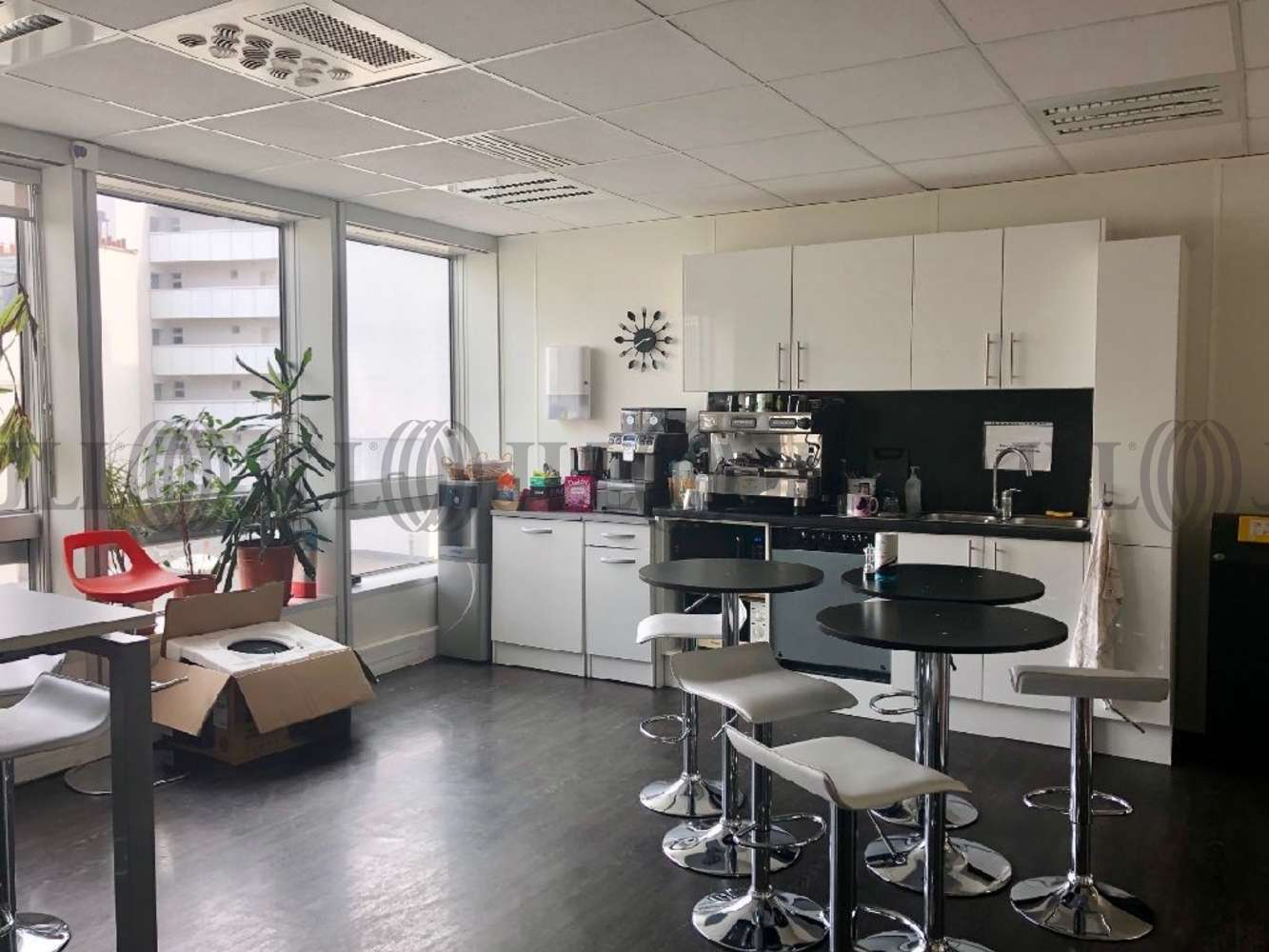 Bureaux Paris, 75017 - LE CARDINET - 10822578
