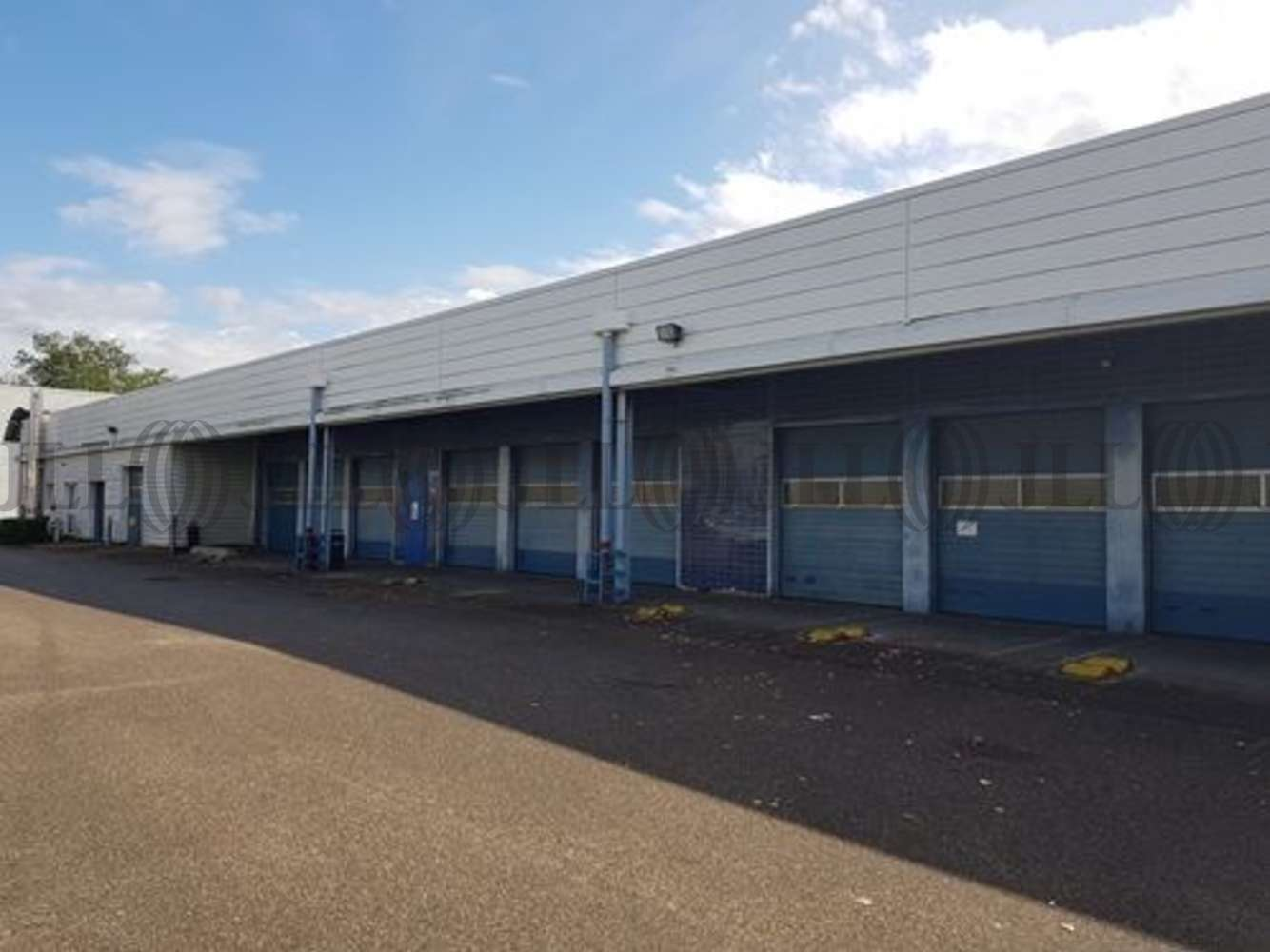 Activités/entrepôt Decines charpieu, 69150 - 11 RUE DE BARCELONE - 10829790