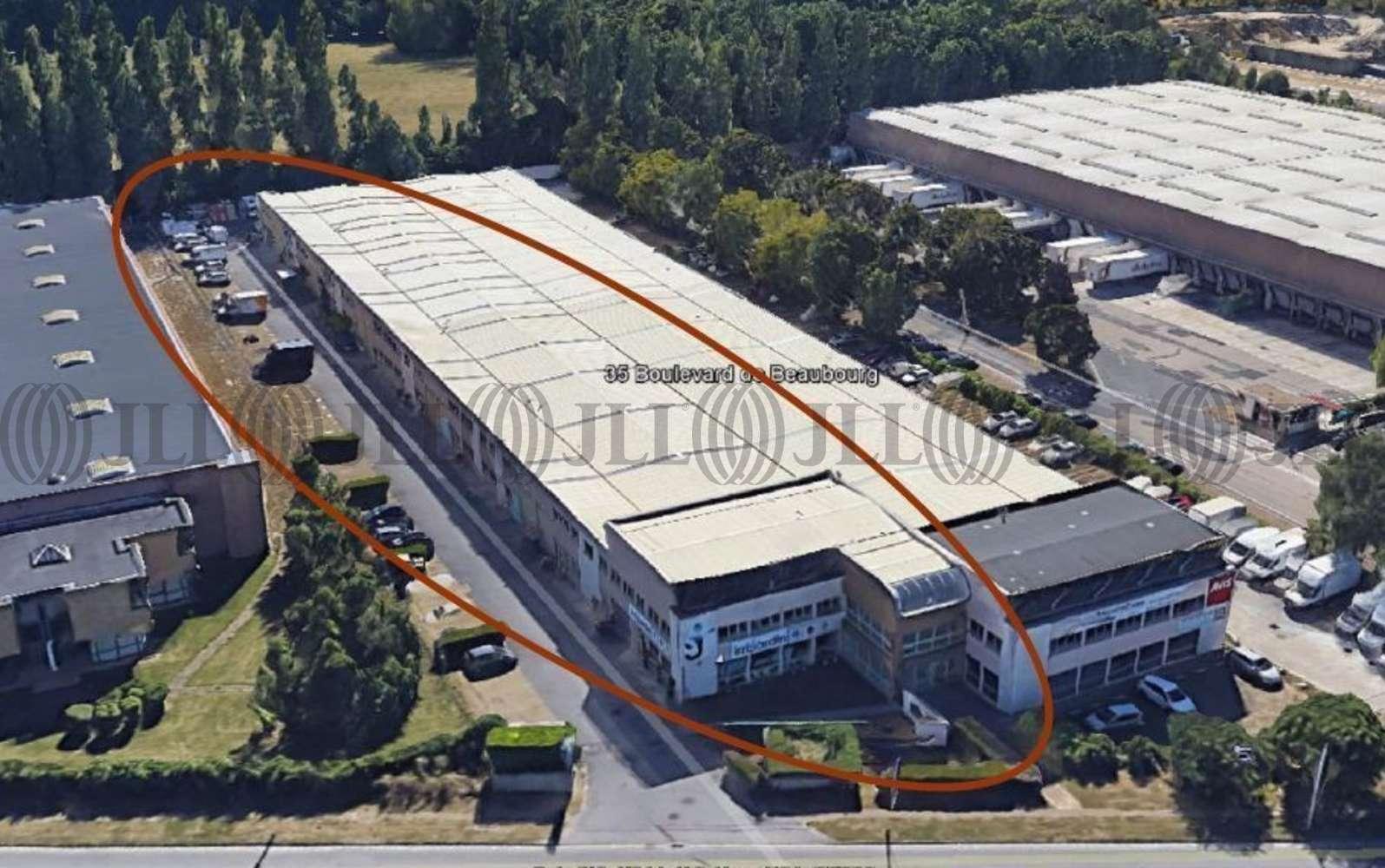 Activités/entrepôt Emerainville, 77184 - 35 BOULEVARD DE BEAUBOURG - 10829825