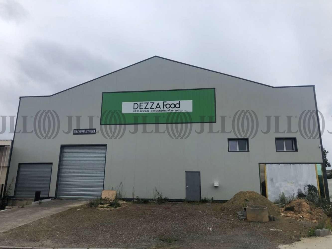 Activités/entrepôt Le rheu, 35650 - RUE DE LA ROMILLAIS - 10856032