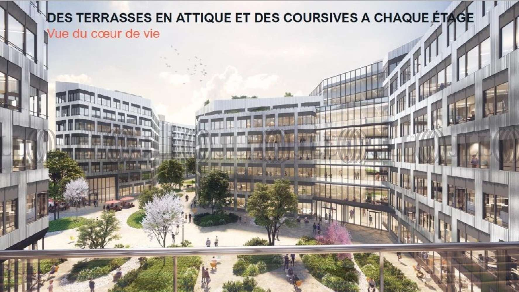 Bureaux Meudon la foret, 92360 - VIBE - 10869406