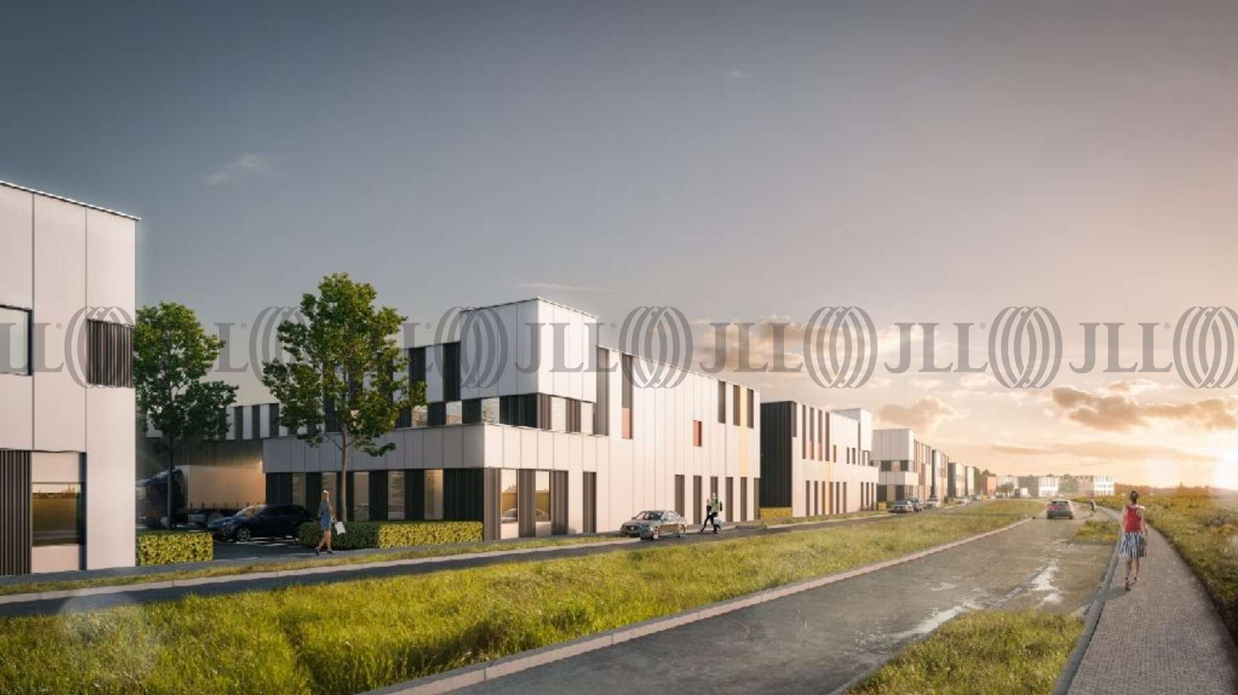 Activités/entrepôt Tremblay en france, 93290 - ZAC AEROLIANS (CLUSTER-PARC LOCATIF) A3 - 10869502