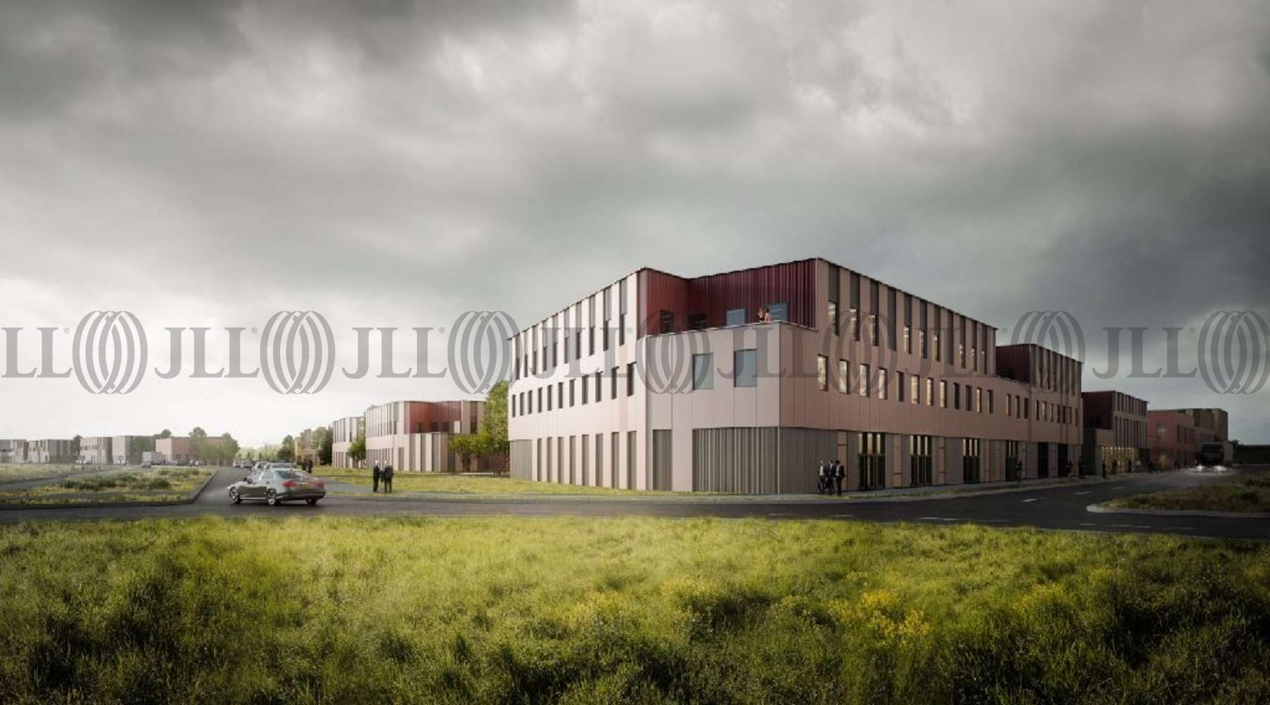 Activités/entrepôt Tremblay en france, 93290 - ZAC AEROLIANS (CLUSTER-PARC LOCATIF) A3 - 10869507
