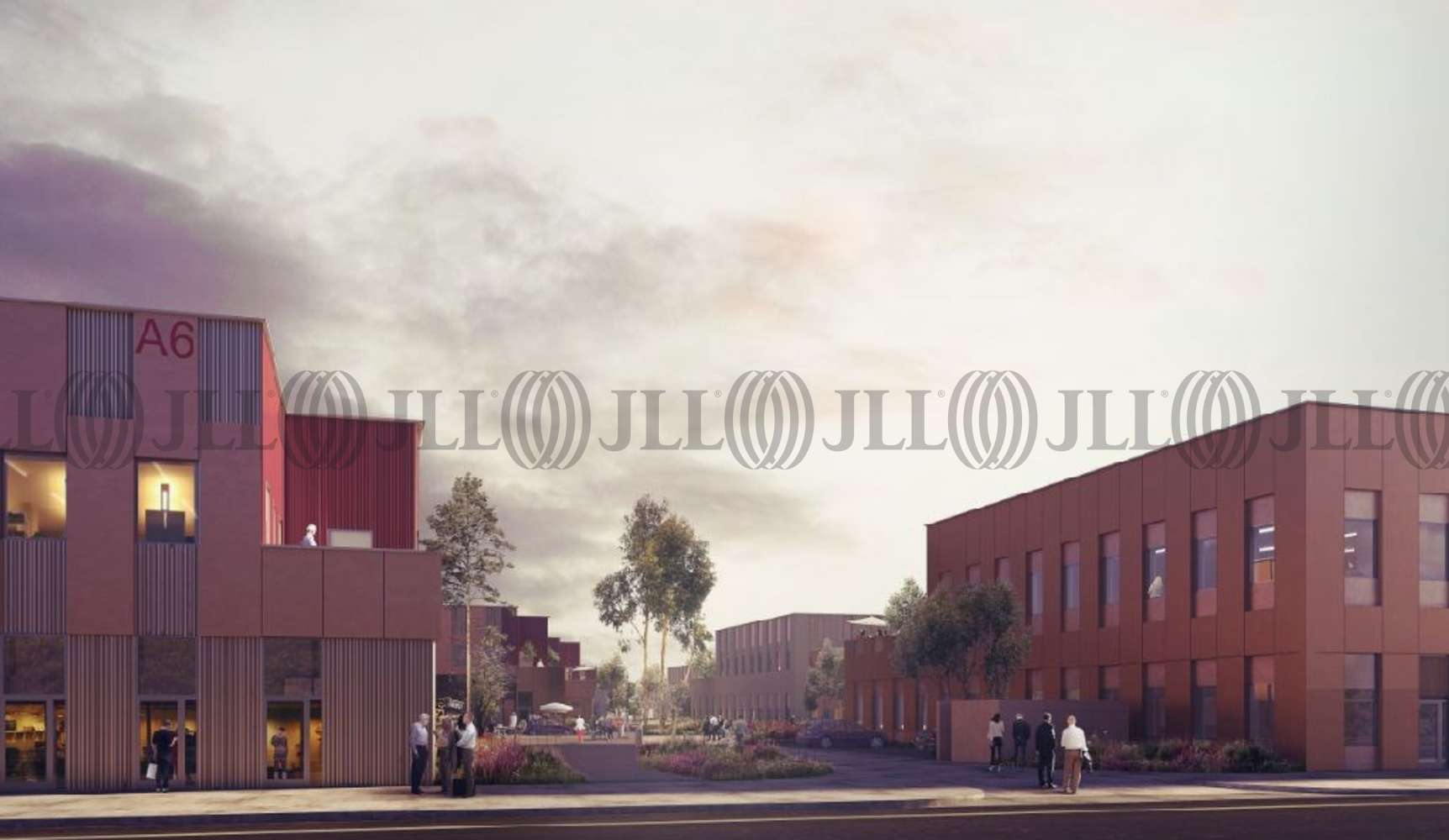 Activités/entrepôt Tremblay en france, 93290 - ZAC AEROLIANS (CLUSTER-PARC LOCATIF) B2 - 10869549
