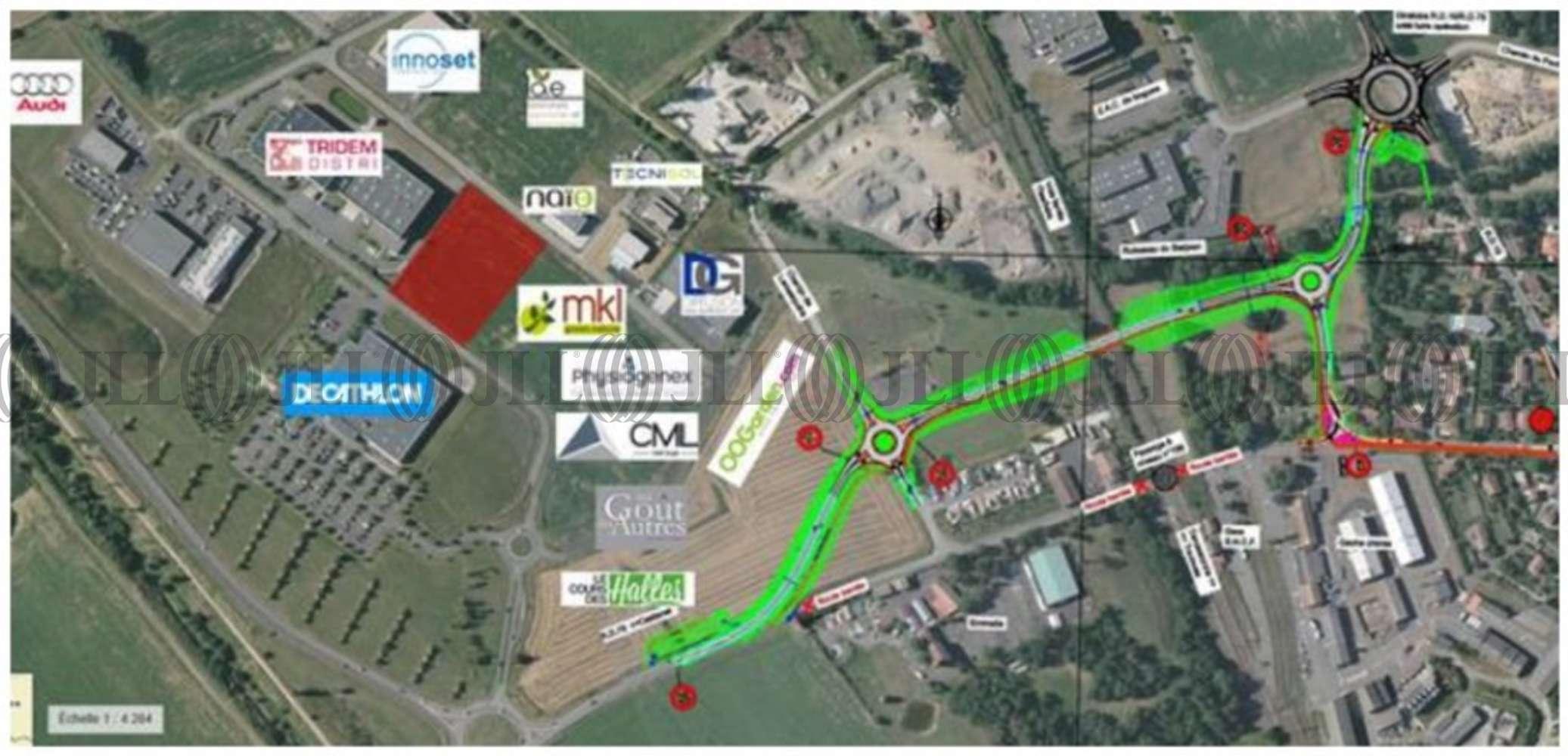 Activités/entrepôt Escalquens, 31750 - RUE DE LA MONTAGNE NOIRE - 10870685