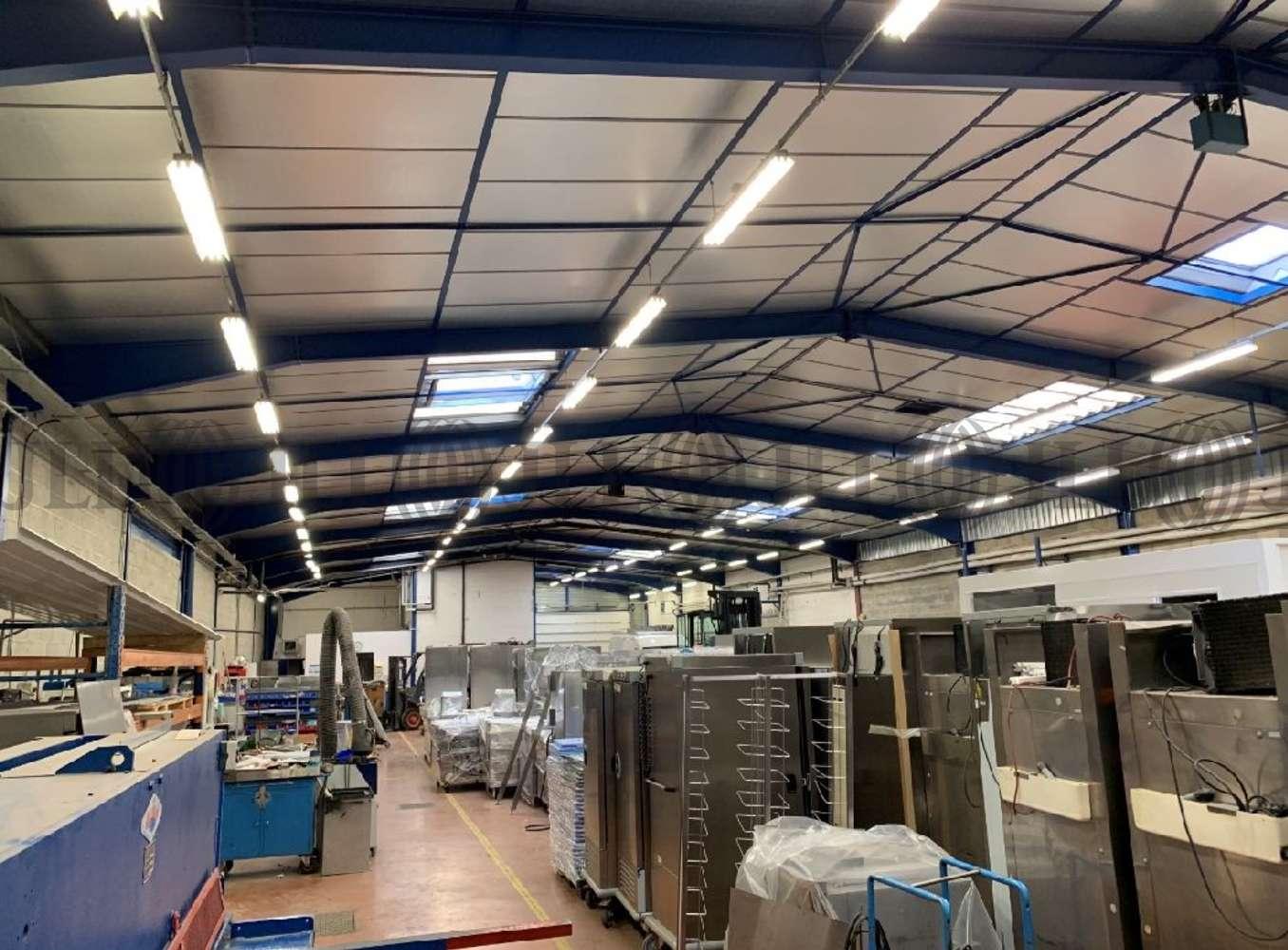 Activités/entrepôt Miribel, 01700 - BATIMENT D ACTIVITE À VENDRE OU À LOUER - 10870768