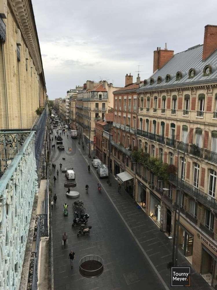 Bureaux Toulouse, 31000 - 21 RUE D'ALSACE LORRAINE - 10876303