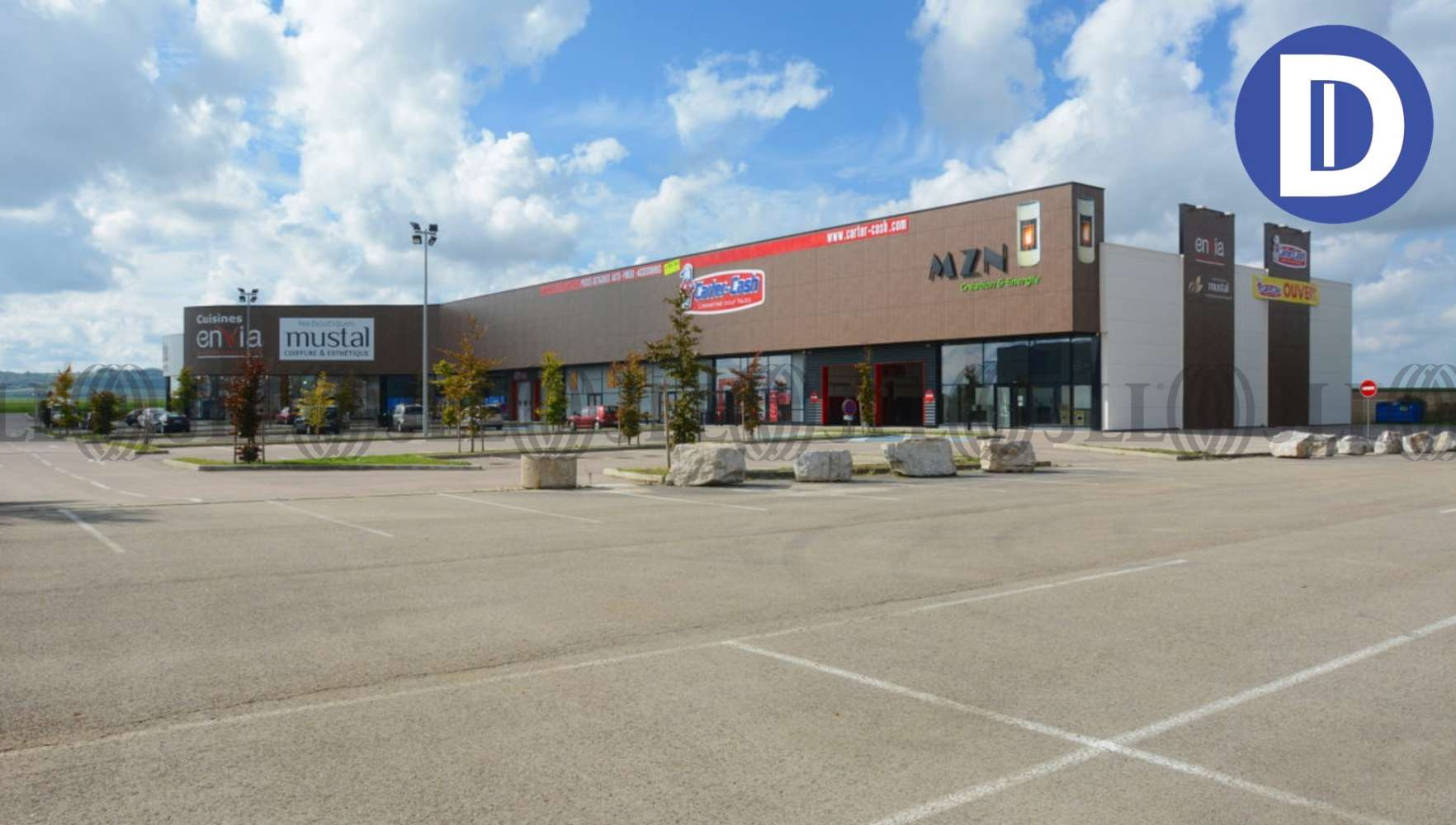 Commerces Troyes, 10000 - ZONE COMMERCIALE BARBEREY SAINT SULPICE