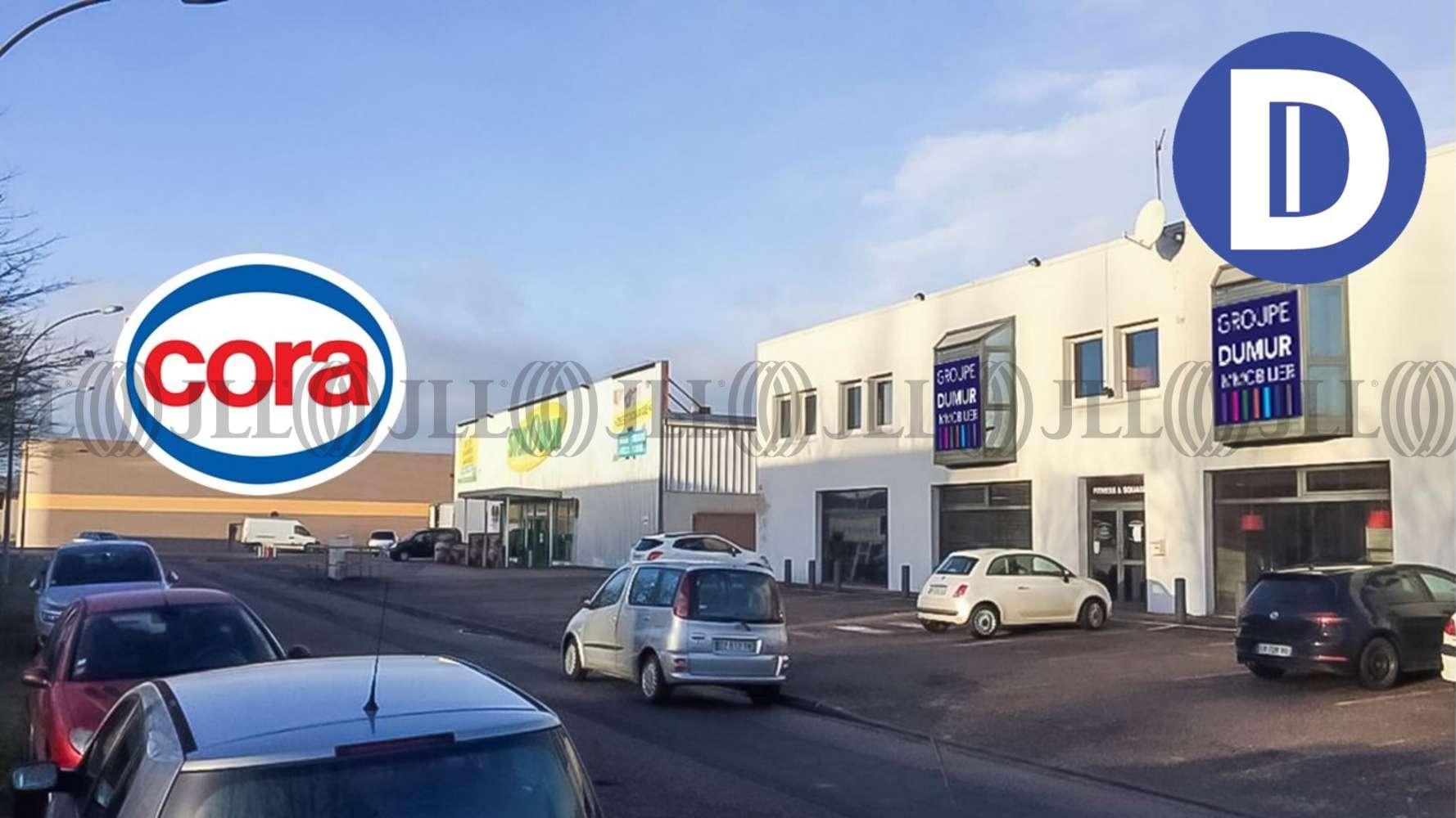 Commerces Moulins les metz, 57160 - ZONE TOURNEBRIDE