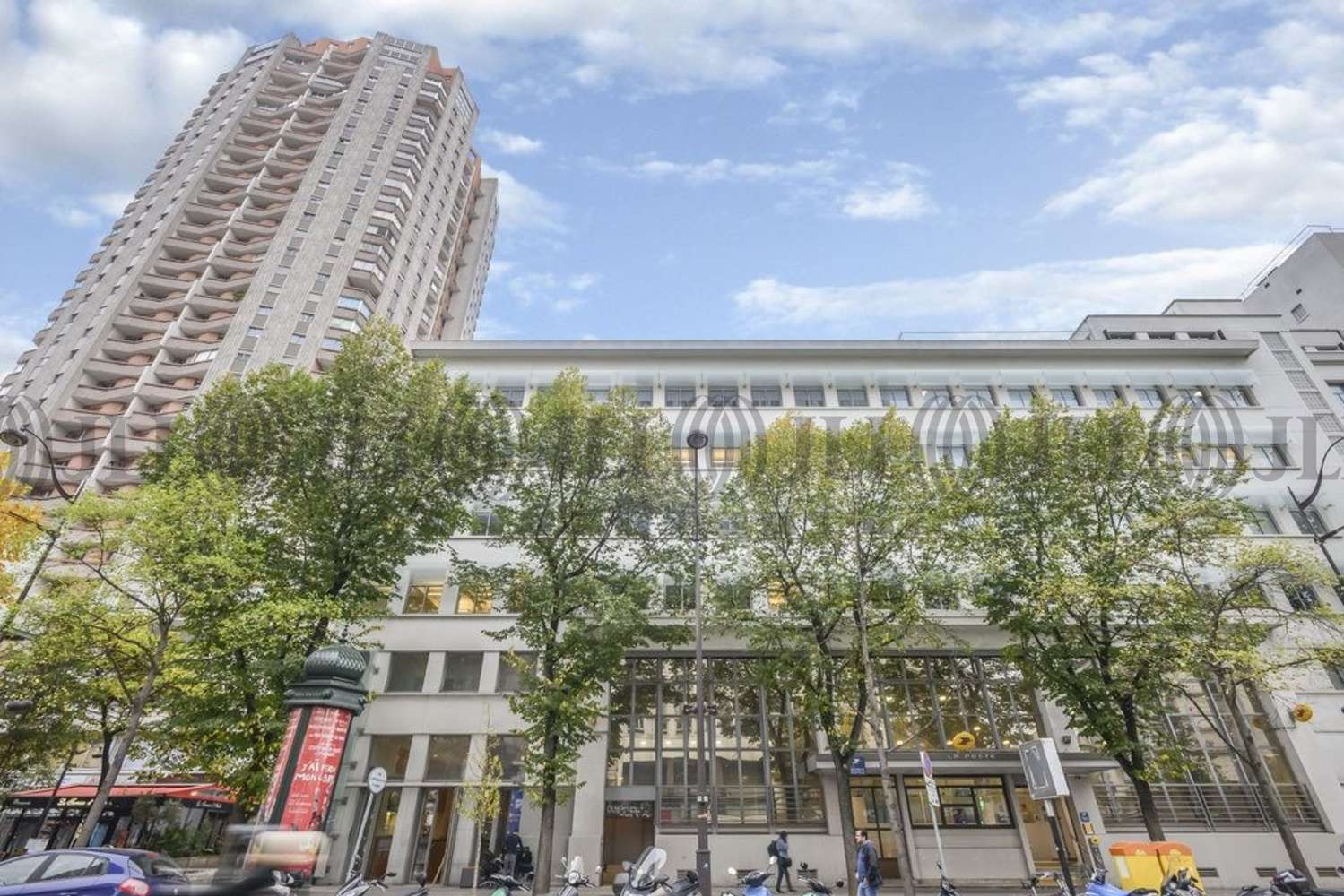 Bureaux Paris, 75013 - 23-23BIS AVENUE D'ITALIE - 10877925