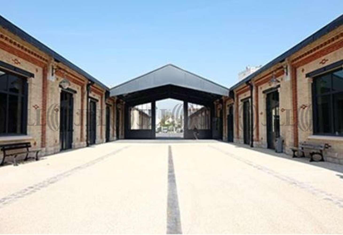 Activités/entrepôt Aubervilliers, 93300 - LA MANUFACTURE D'ALLUMETTES - 10881022