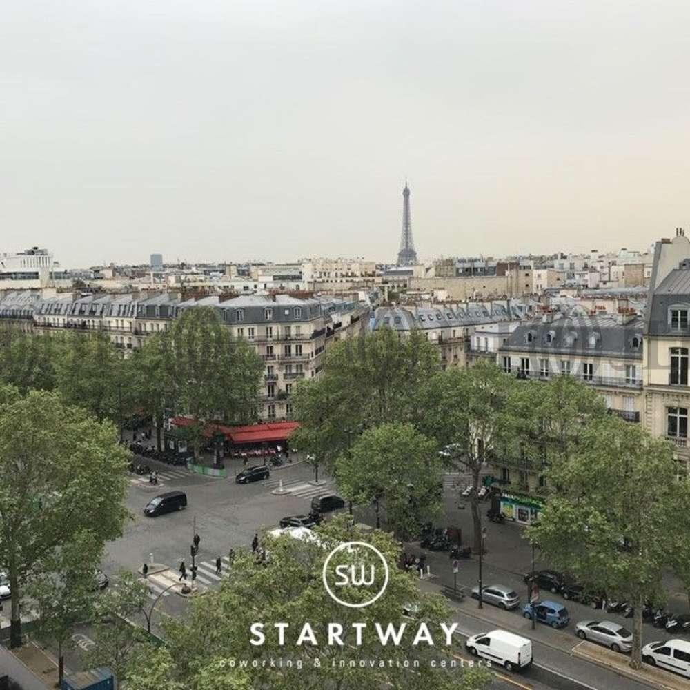 Bureaux Paris, 75017 - STARTWAY PORTE MAILLOT - 10882200