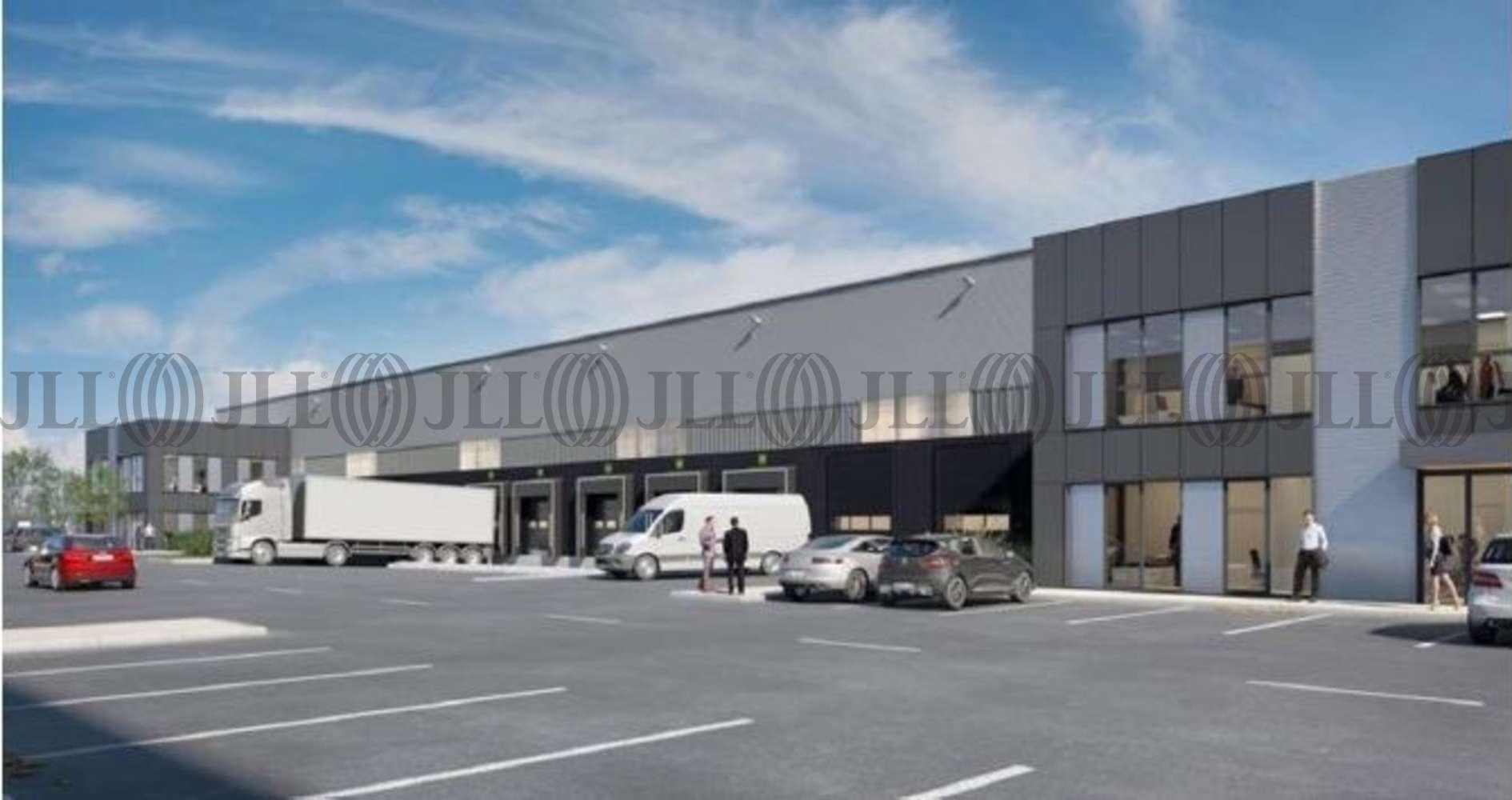 Activités/entrepôt Le bourget, 93350 - ACTIPOLE - 10883775
