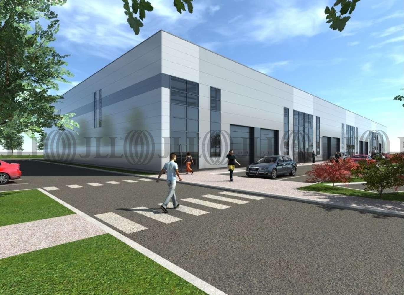 Activités/entrepôt Nanteuil le haudouin, 60440 - ZAC DU CHEMIN DE PARIS - 10883969