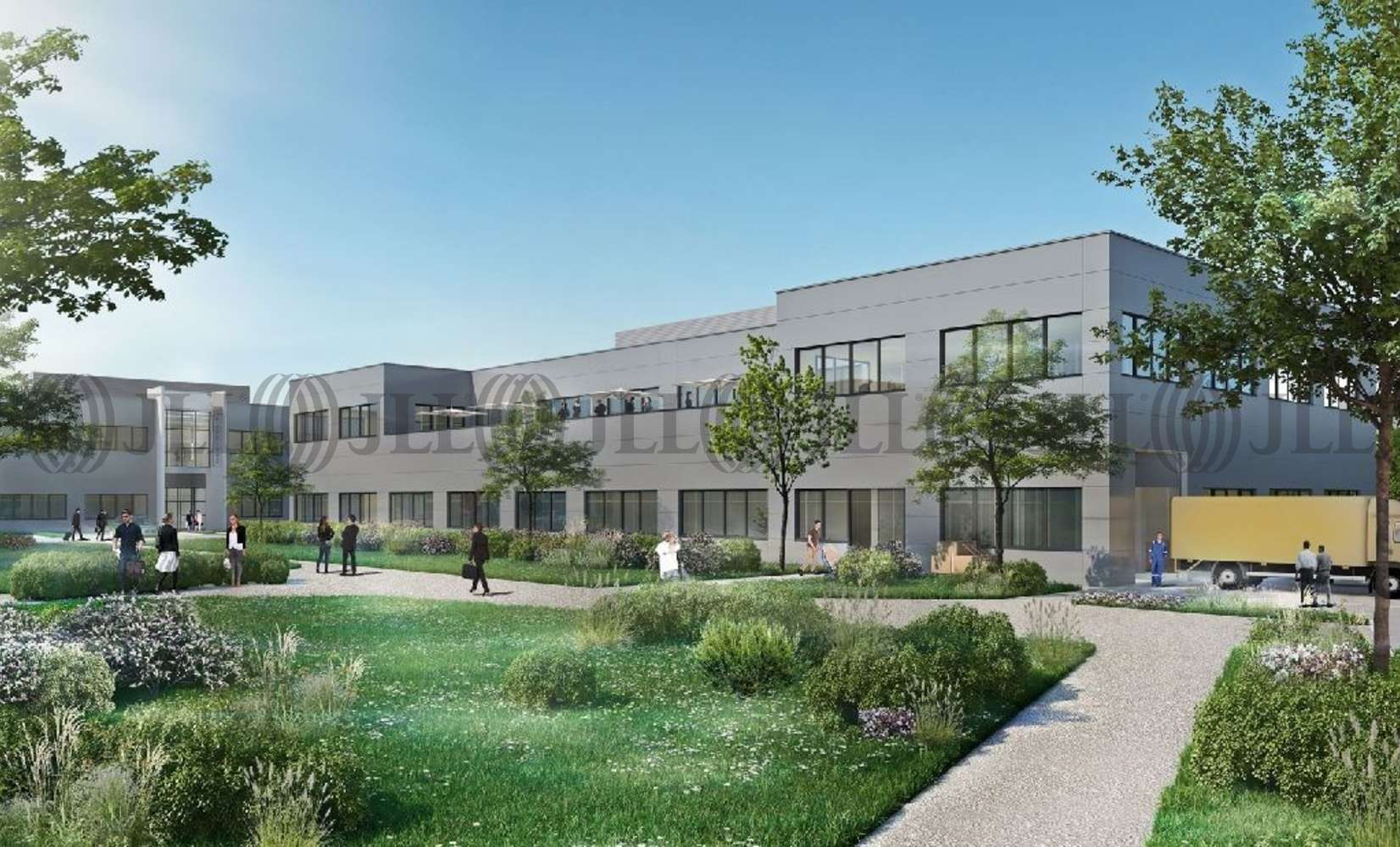 Bureaux Lyon, 69007 - GERLAND TECHNOPARK II : Phase 2 - Mixte - 10884202