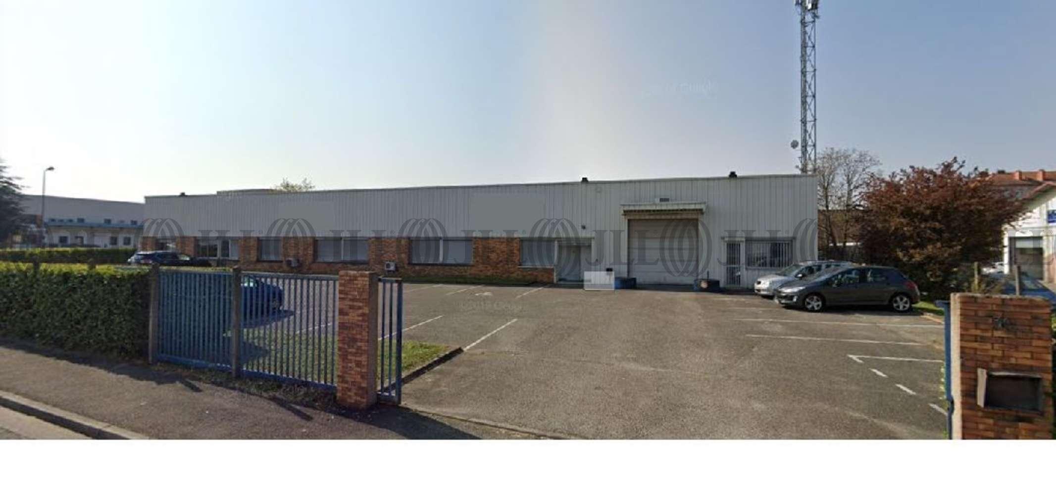 Activités/entrepôt Venissieux, 69200 - LOCATION LOCAUX D'ACTIVITÉ LYON EST - 10885020