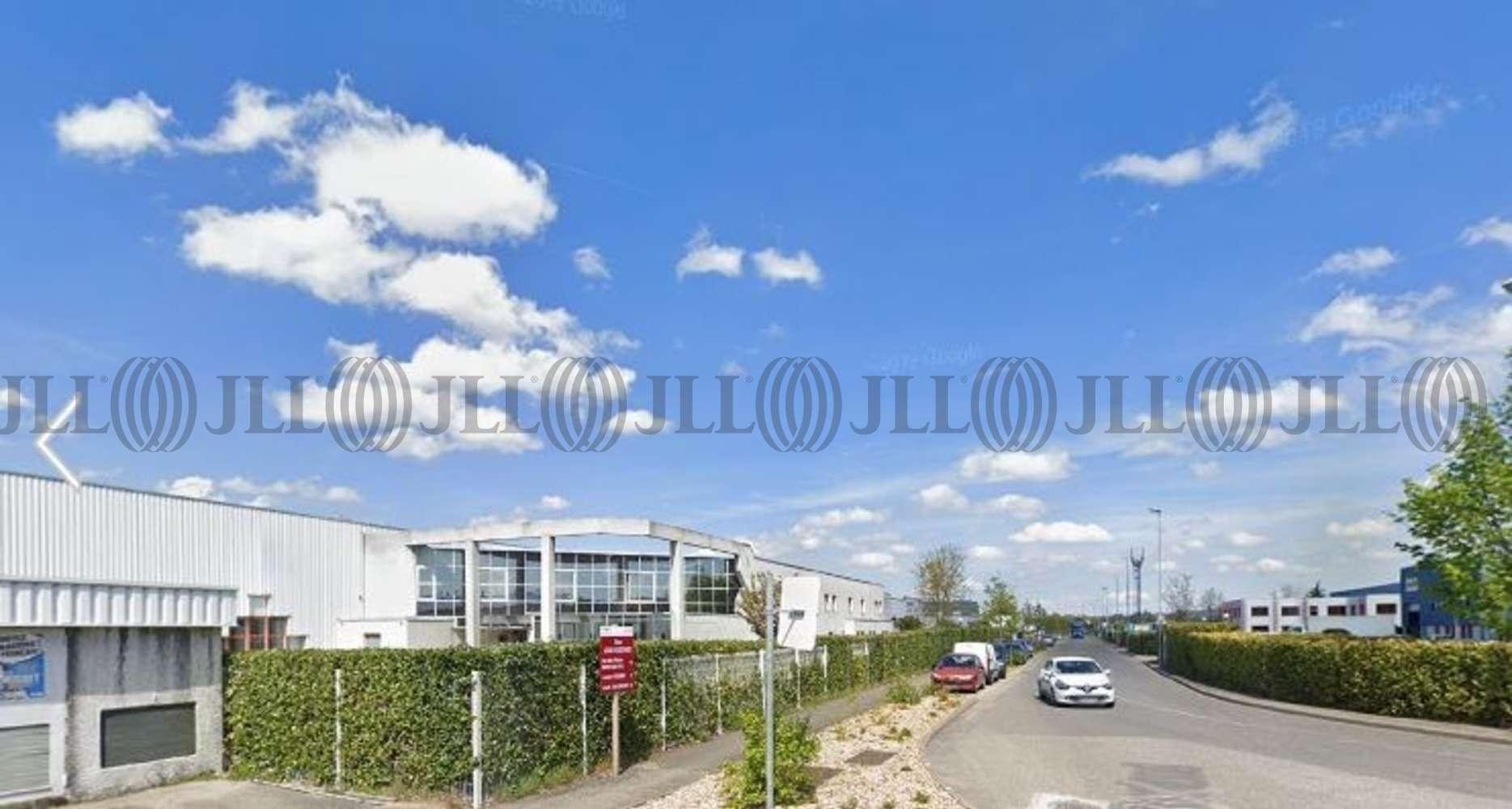 Activités/entrepôt Genas, 69740 - LOCAUX D ACTIVITE À LOUER GENAS - 10888355