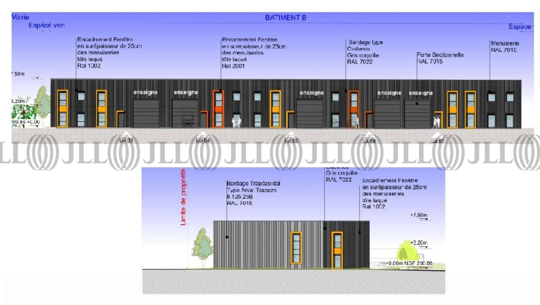 Activités/entrepôt Corbas, 69960 - LOCAUX D ACTIVITE À LOUER / À VENDRE - 10891628