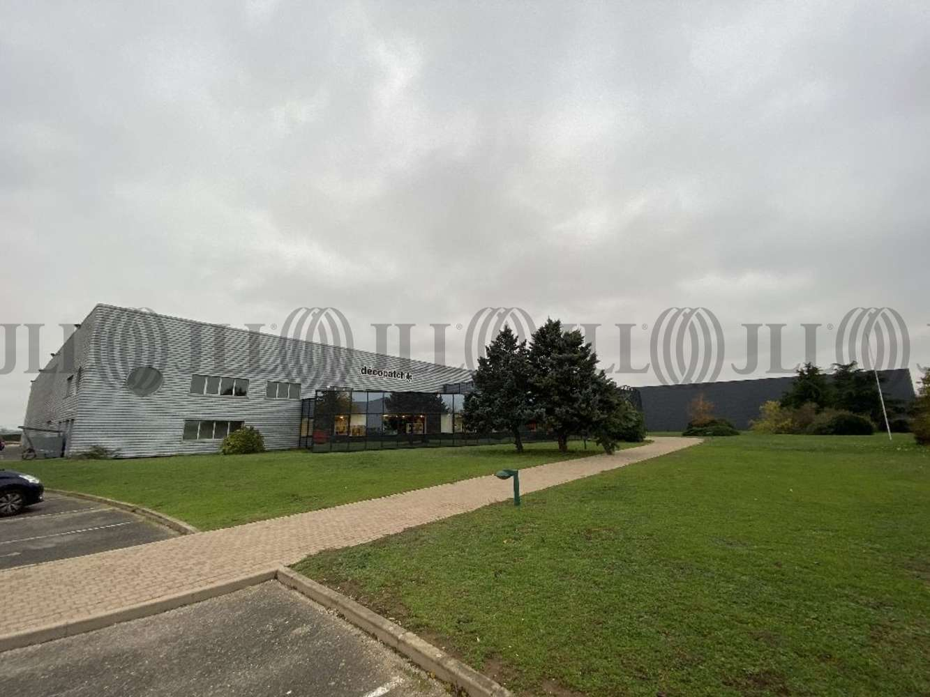 Activités/entrepôt Genas, 69740 - BATIMENT D ACTIVITE À VENDRE GENAS - 10893545