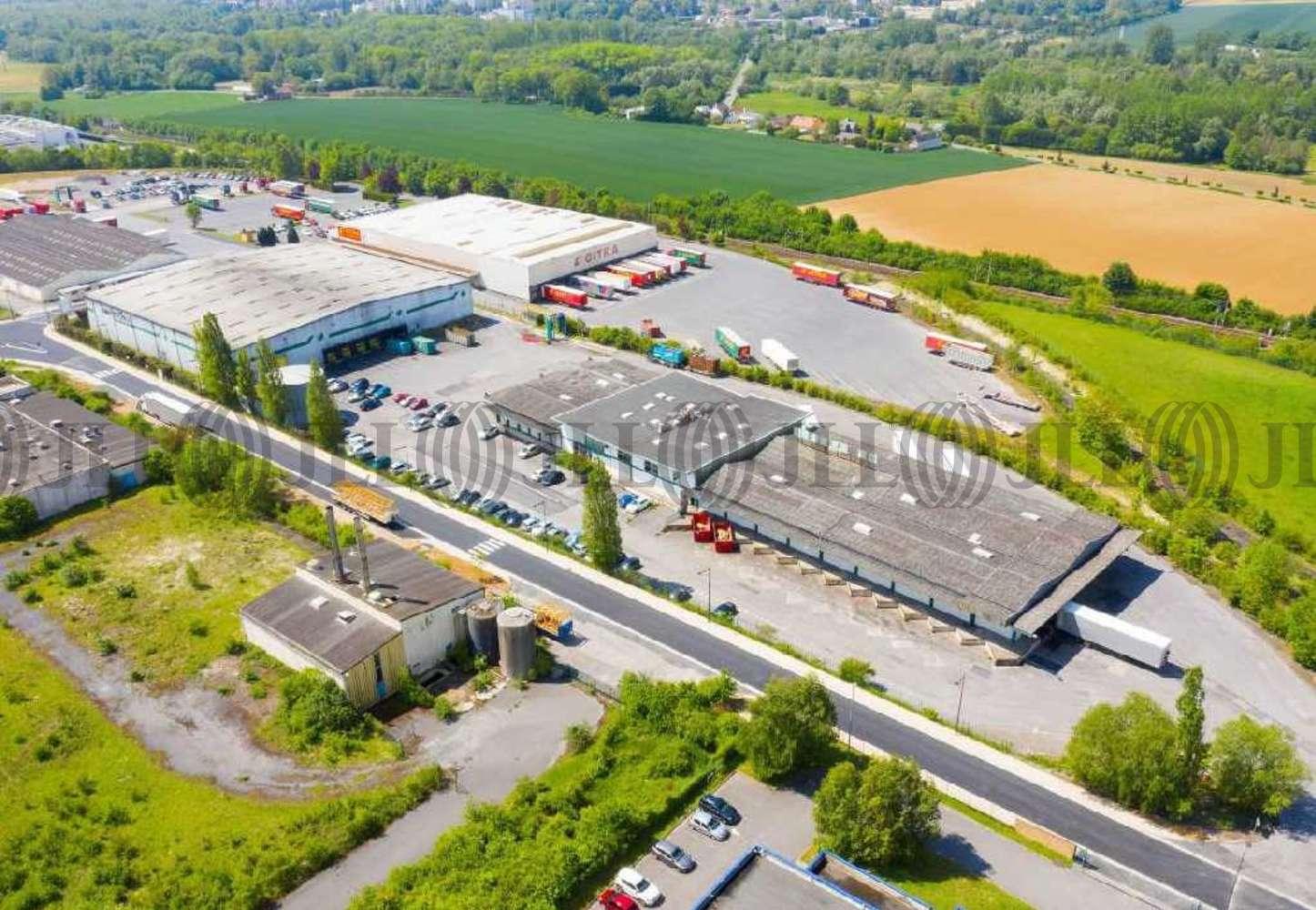 Plateformes logistiques Morcourt, 02100 -  RUE DE LA FONTAINE - 10893571