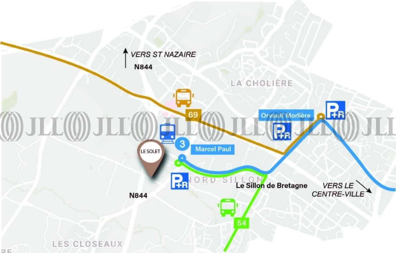 Bureaux St herblain, 44800 - CHEMIN DE LA CHATTERIE - BAGATELLE - 10893996