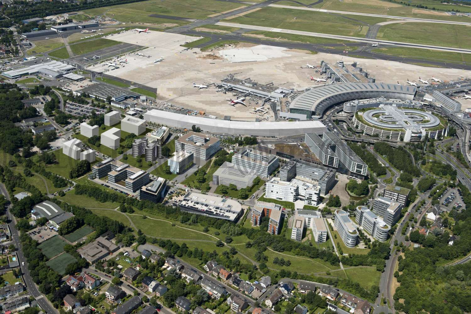 Büros Düsseldorf, 40468 - Büro - Düsseldorf, Unterrath - D1208 - 10895871