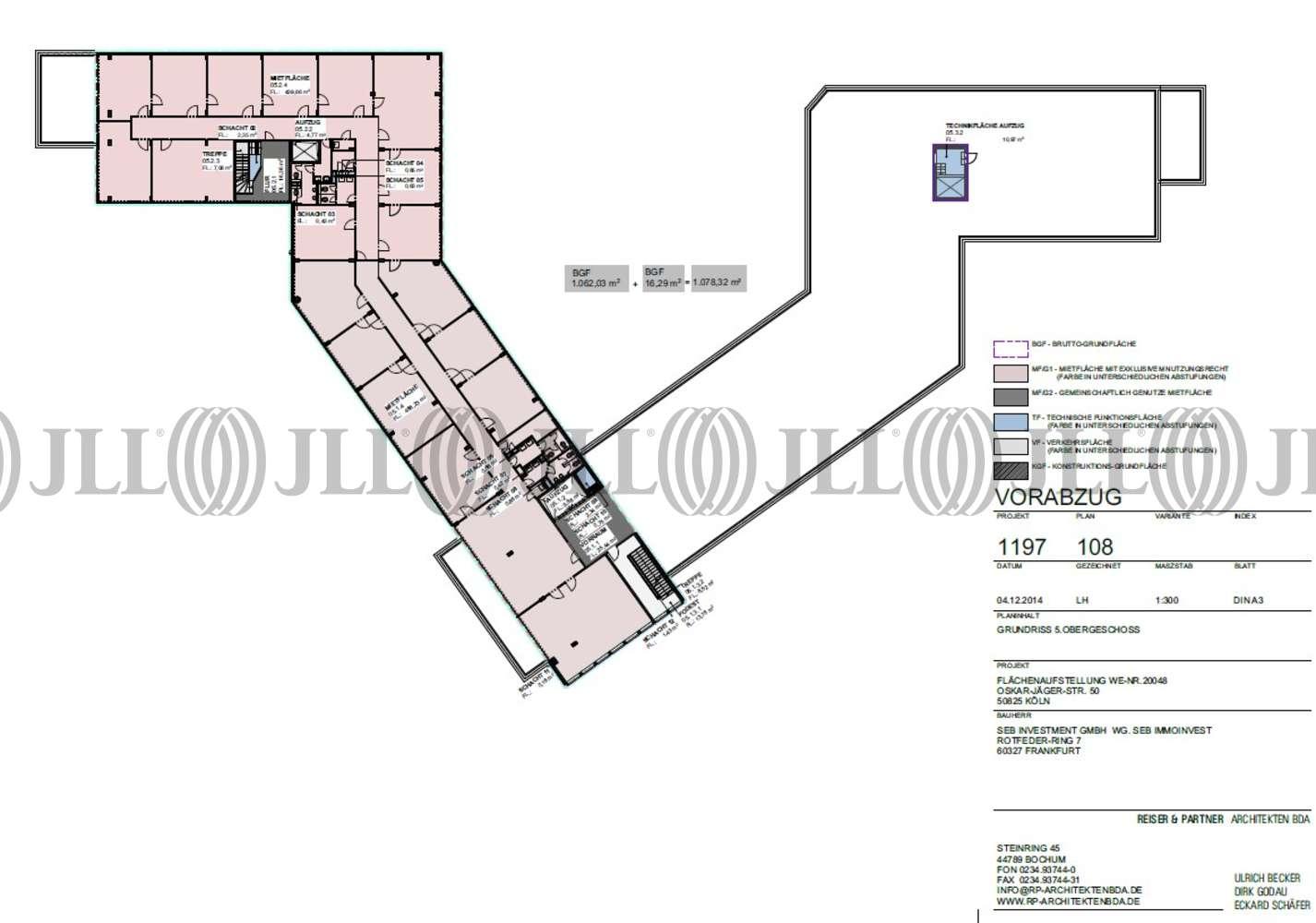 Büros Köln, 50825 - Büro - Köln, Ehrenfeld - K0007 - 10896161