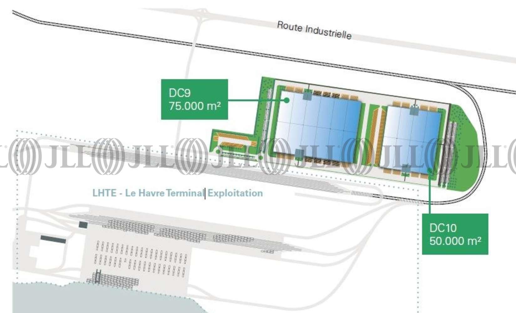Plateformes logistiques St vigor d ymonville, 76430 - DC 10 - 10898537
