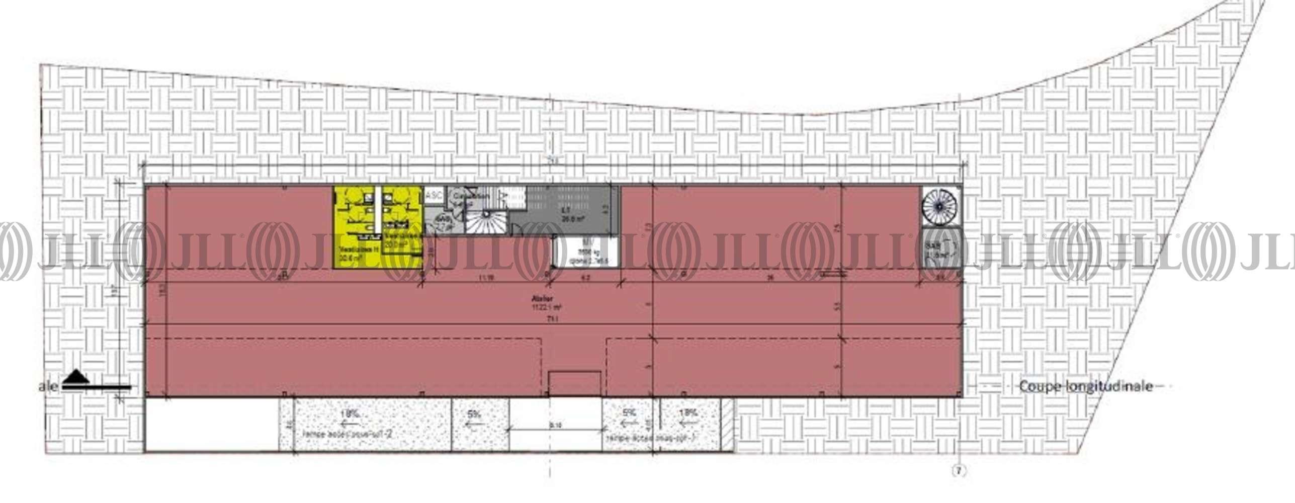 Activités/entrepôt Venissieux, 69200 - LOCATION ACHAT BATIMENT MIXTE VENISSIEUX - 10898680